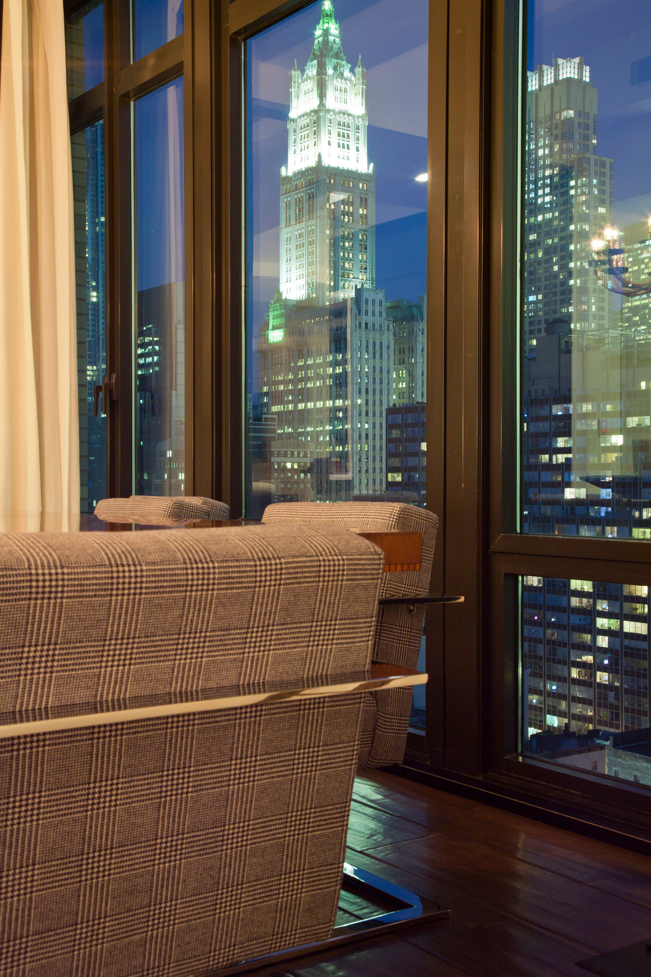 Tribeca Loft interior design