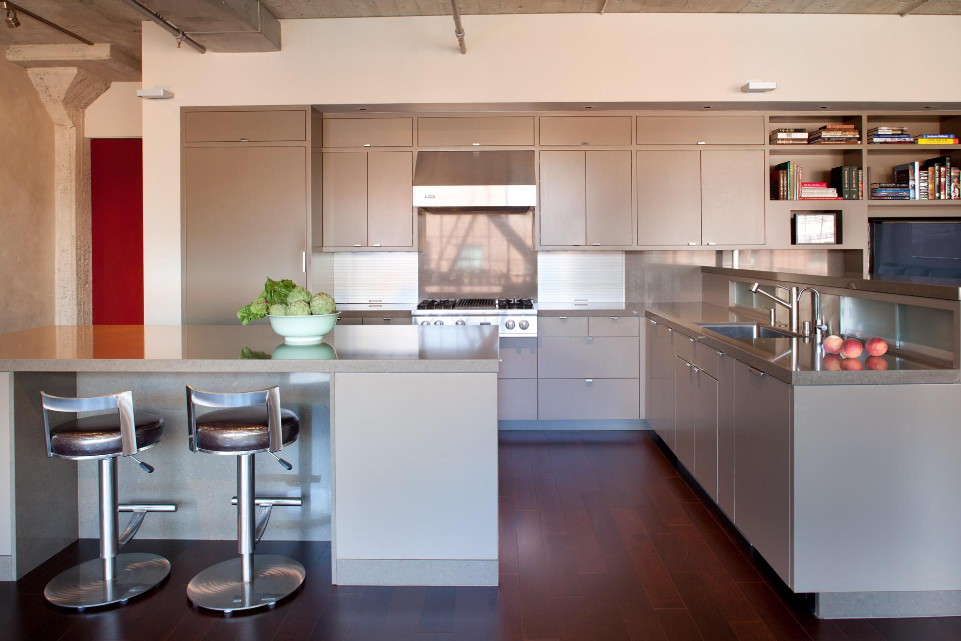 SOMA Loft home design