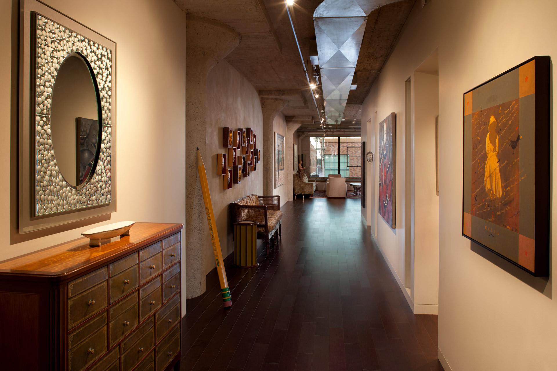 SOMA Loft urban design