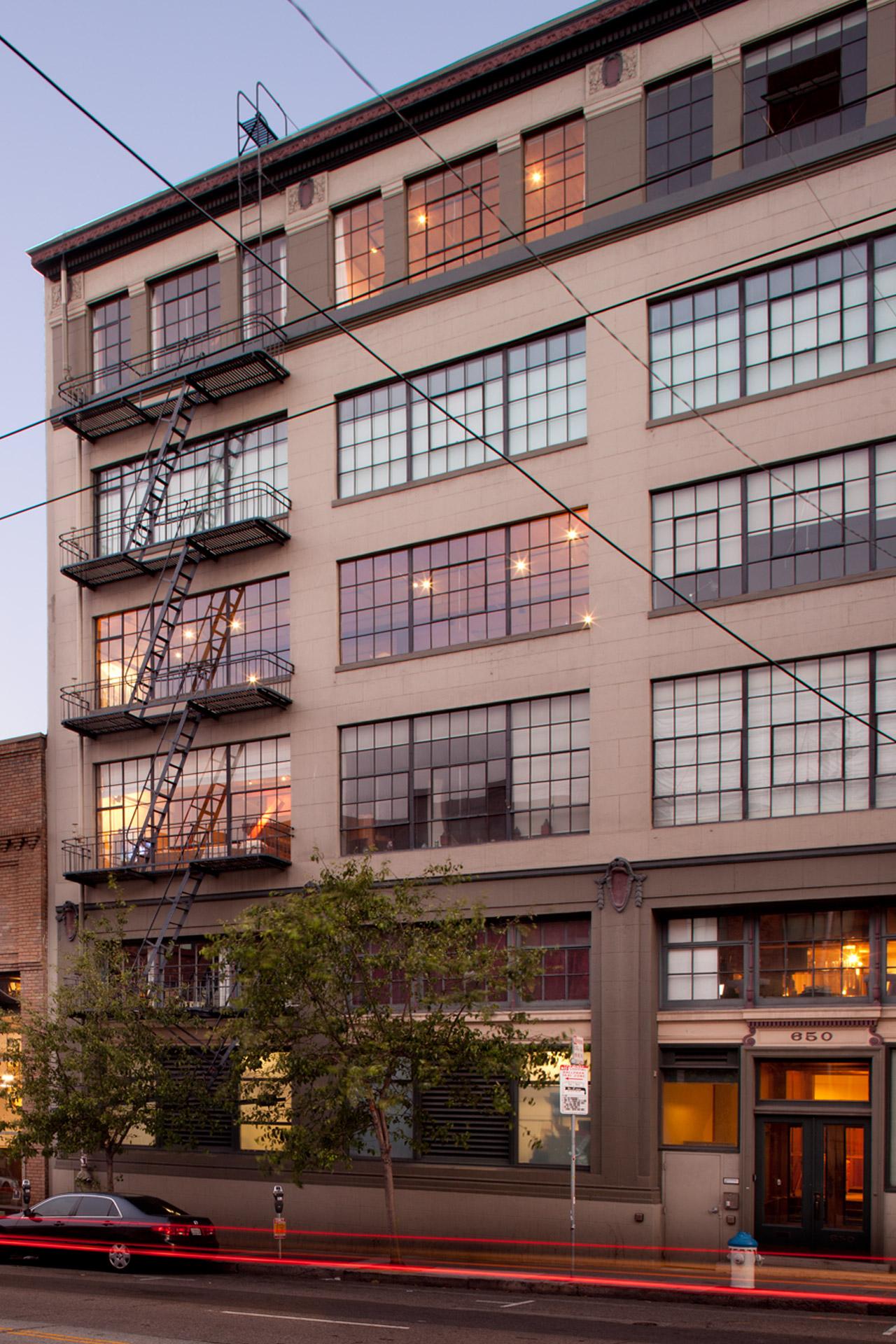 SOMA Loft beauty home