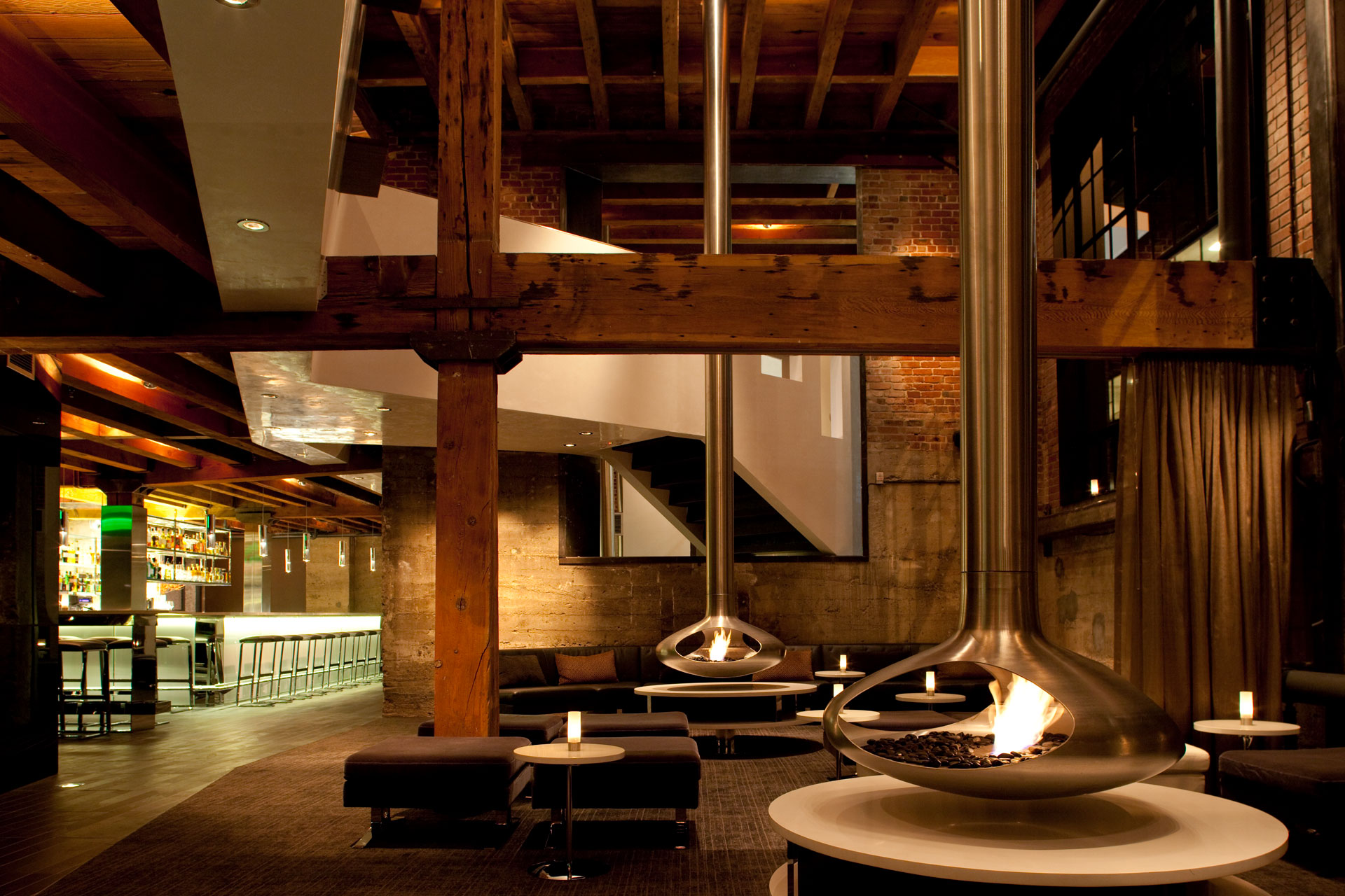 Twenty Five Lusk restaurant designer