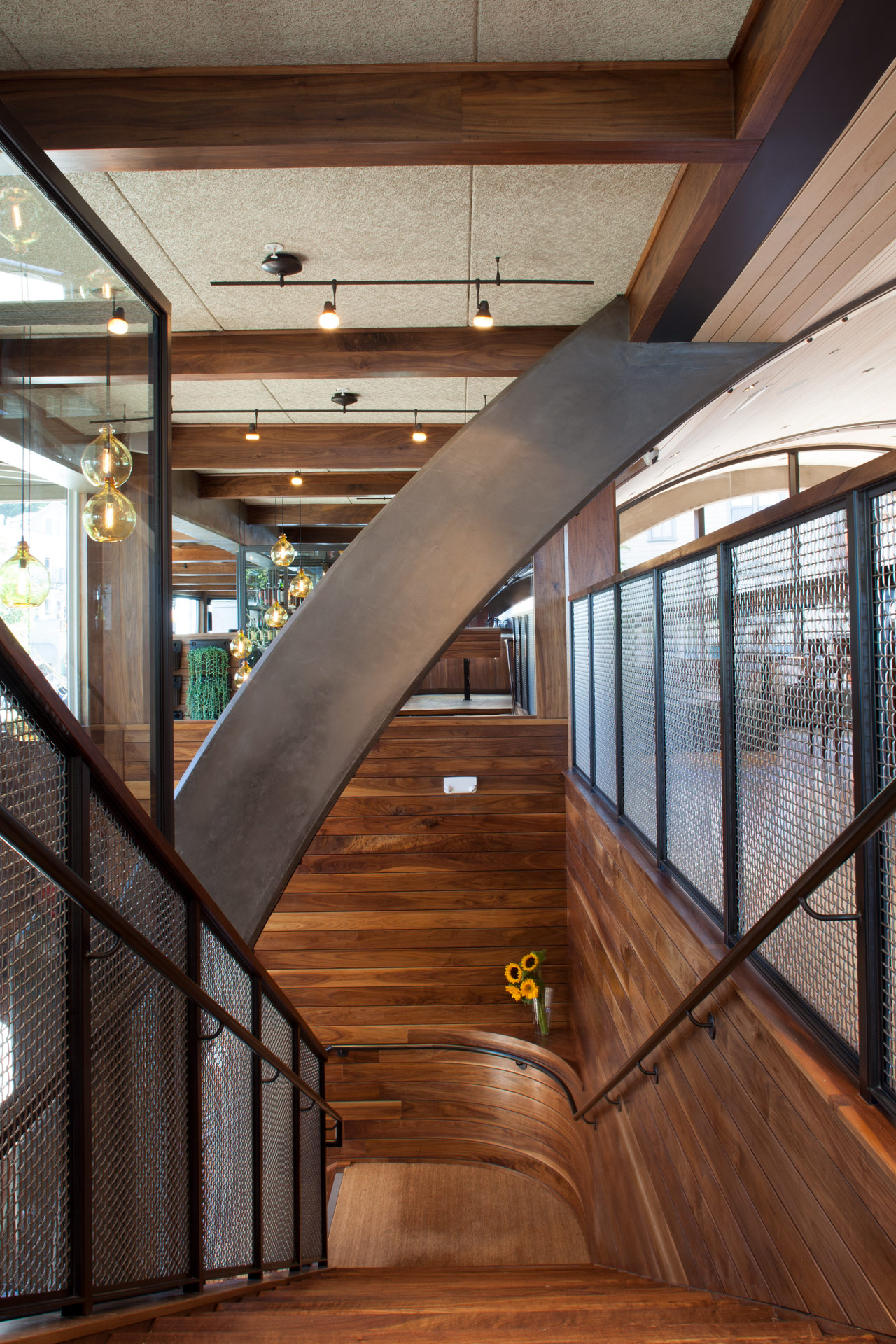 Barrel House Tavern restaurant modern home design