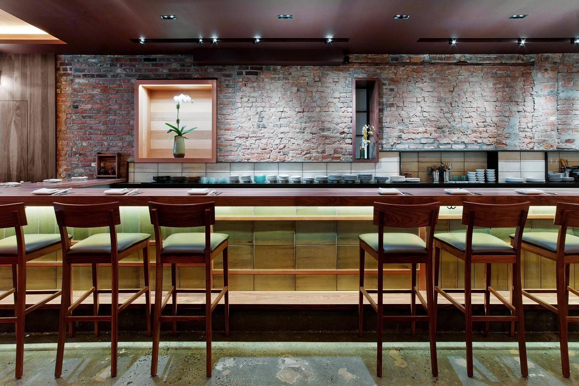 O Ya restaurant design ideas