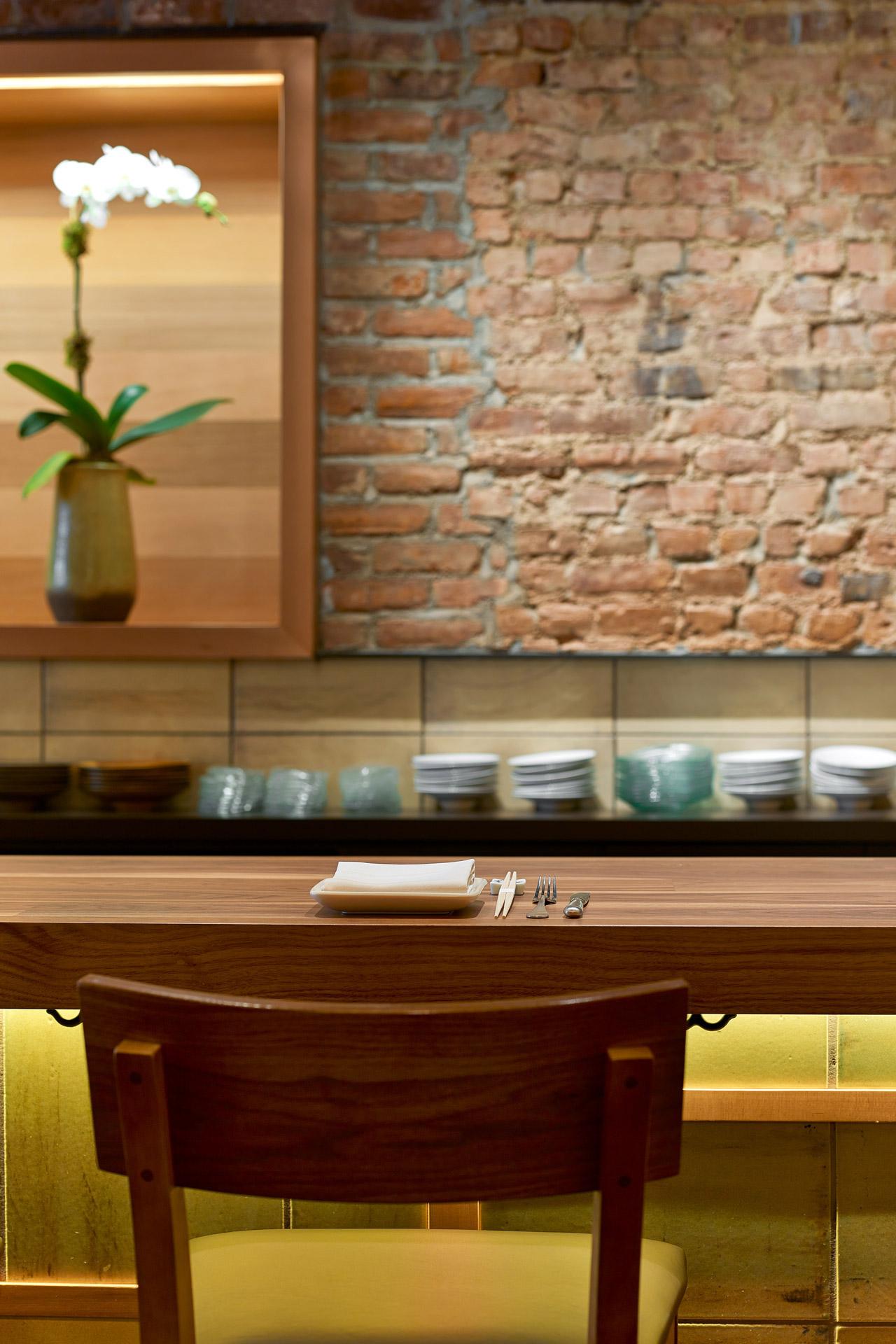 O Ya restaurant designer