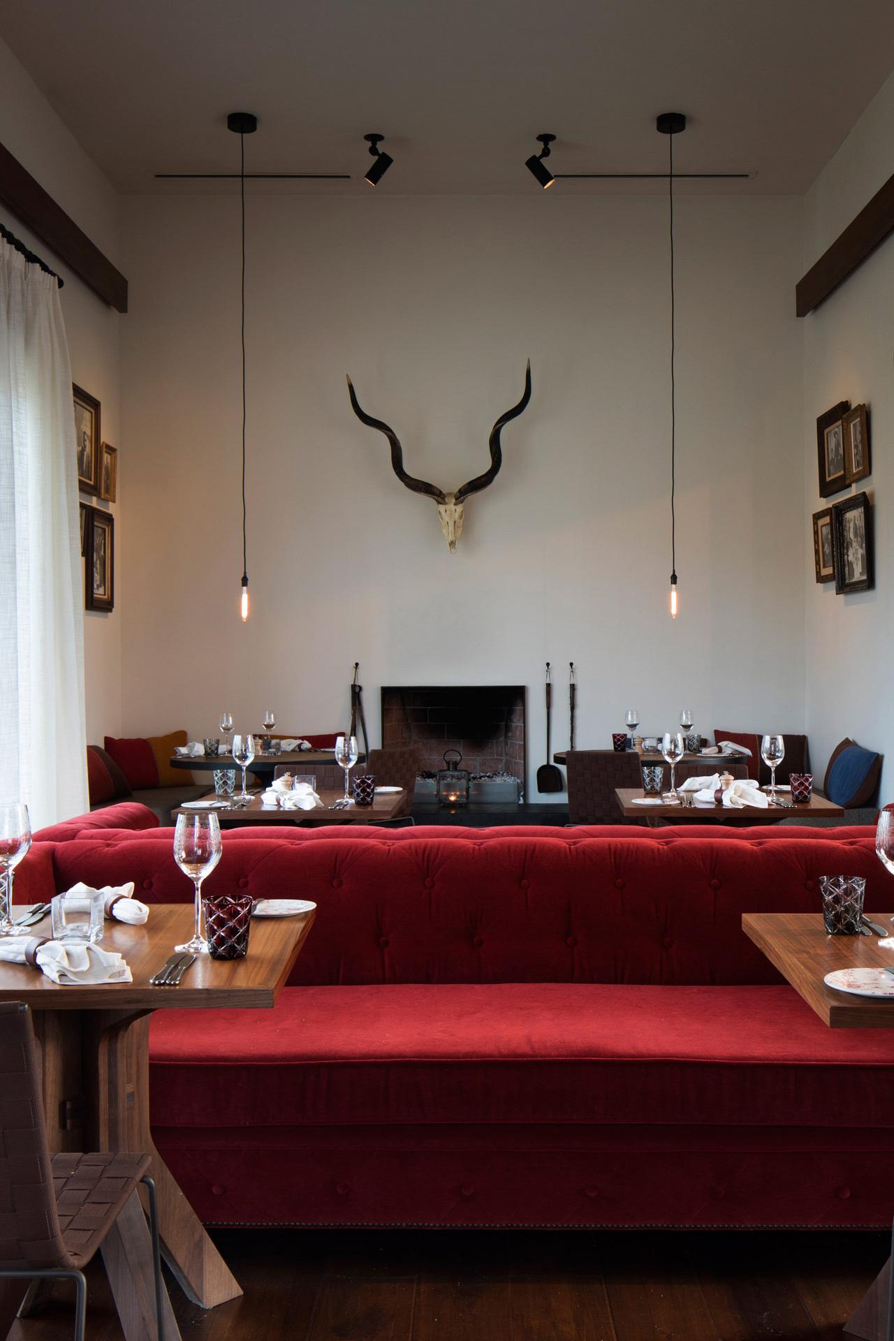 Casa Amate restaurant best designer