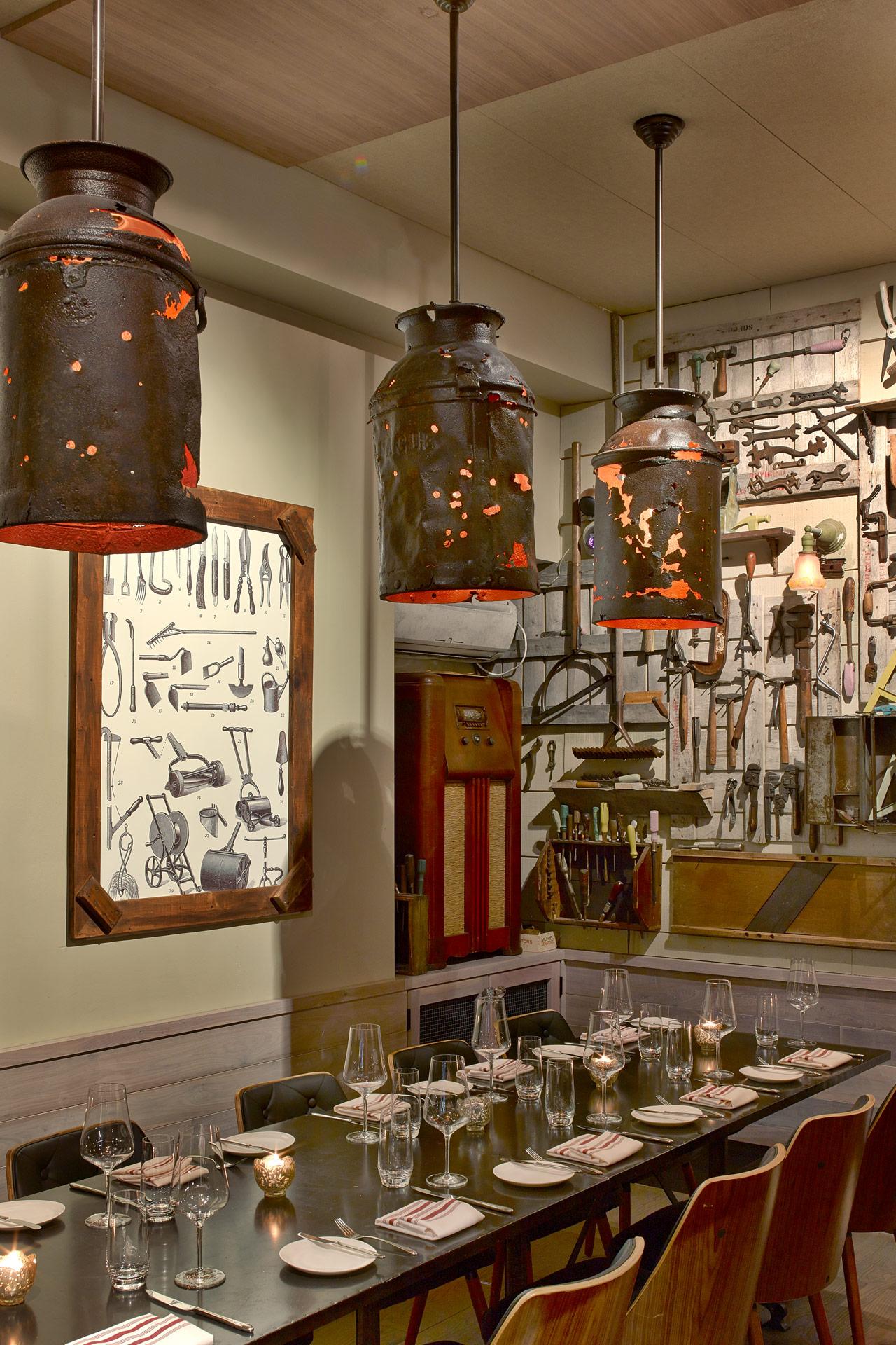 Blenheim Restaurant design