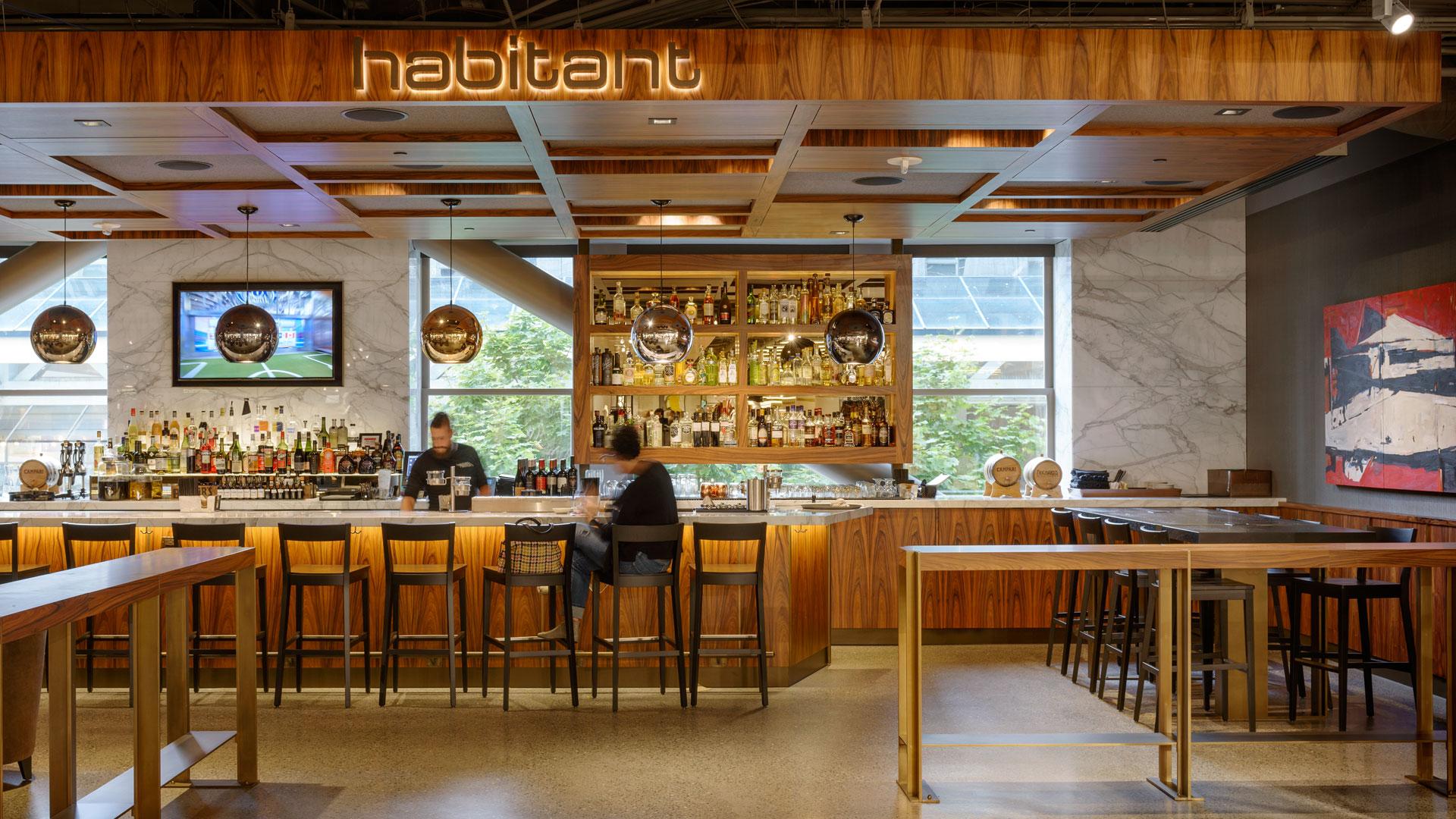 Cafe + Habitant at Nordstrom