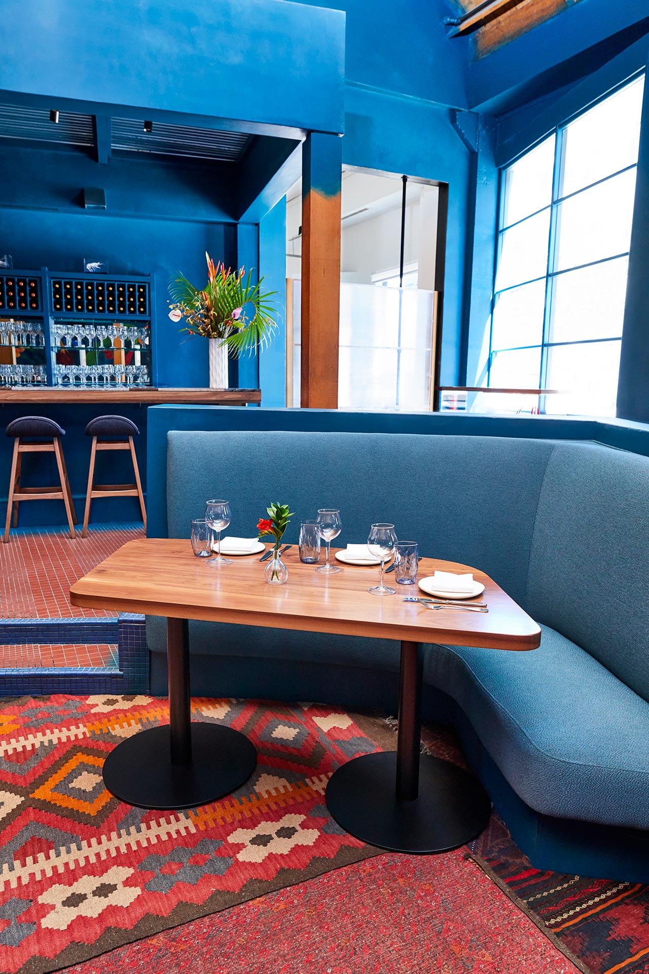 Palette Folsom restaurant best designer