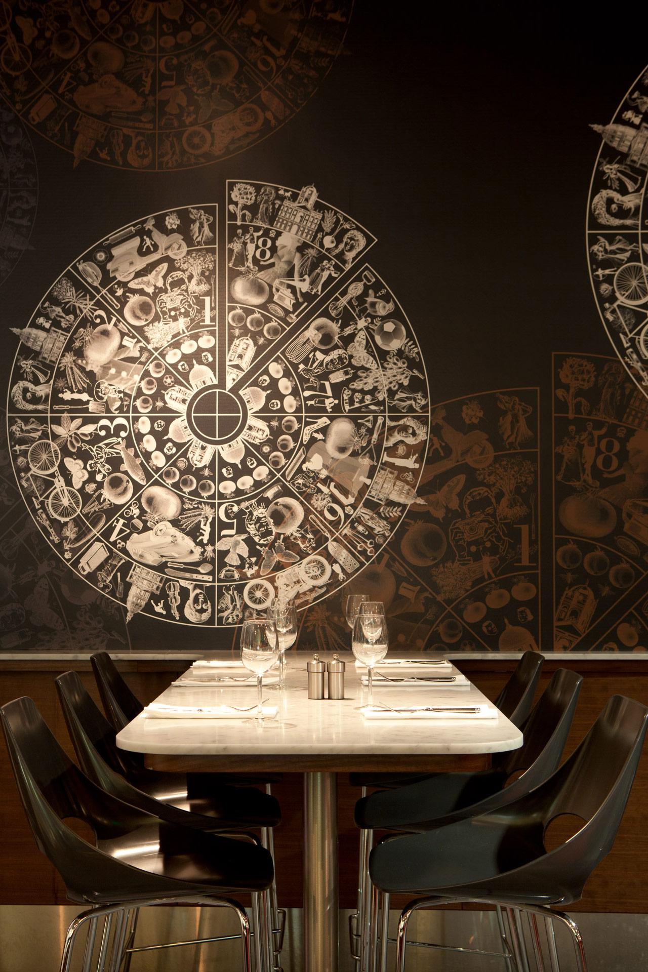 Cupola Pizzeria restaurant design