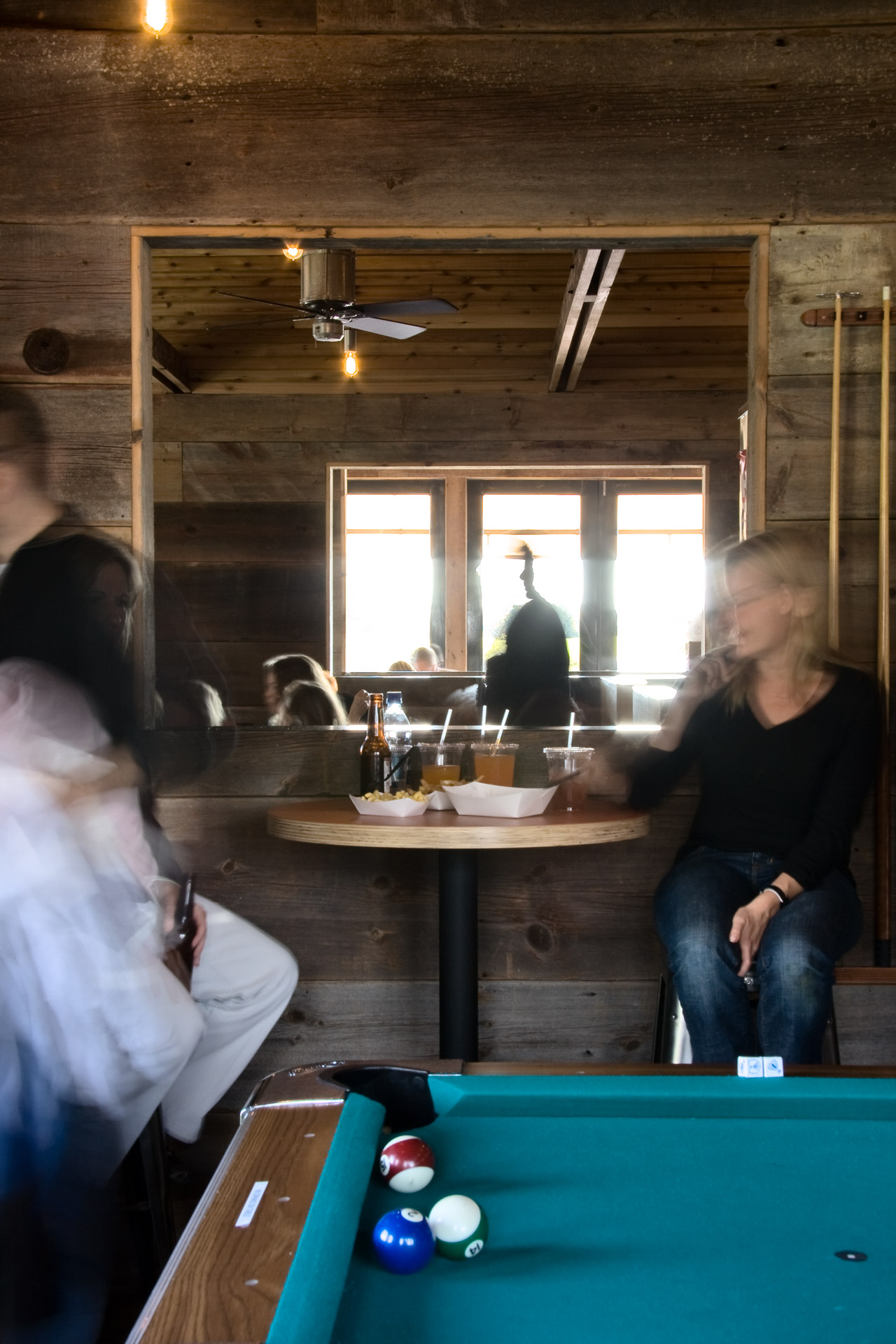 Townline BBQ restaurant modern design