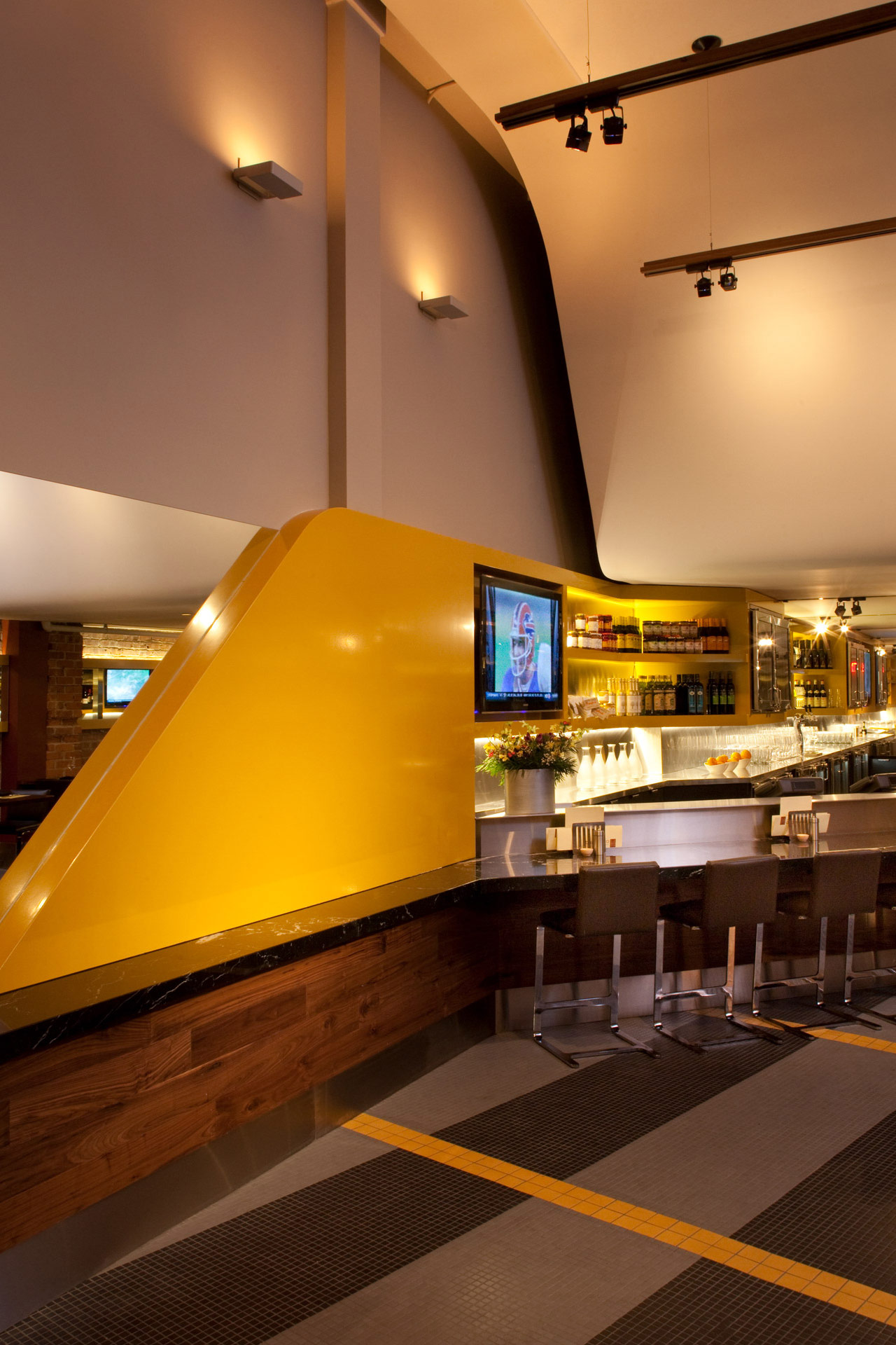 Barbacco restaurant home design