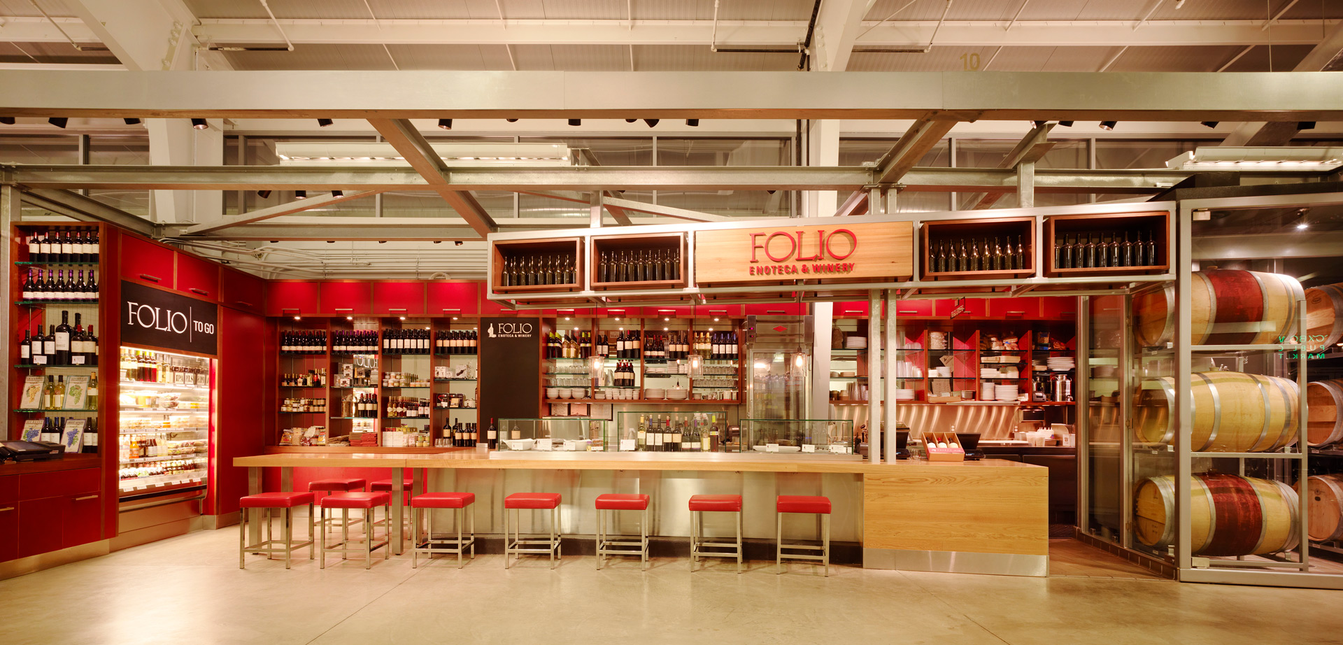 Folio Enoteca & Winery