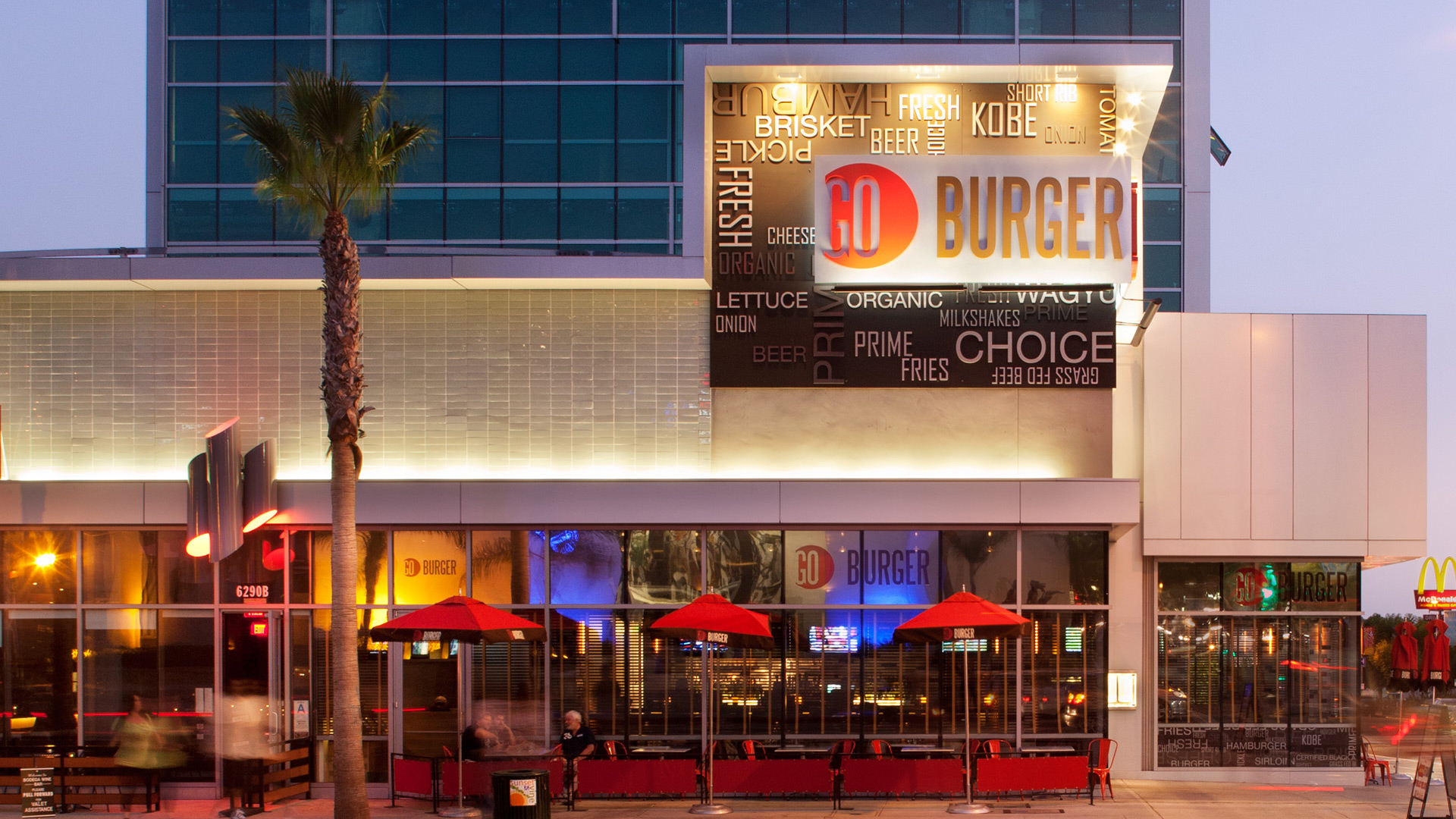 Go Burger LA