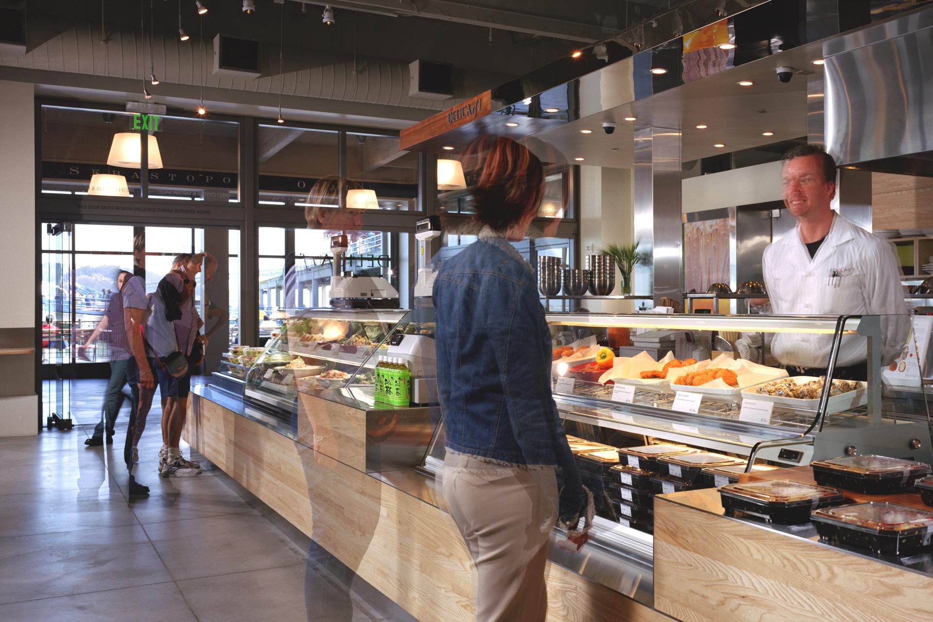 Delica restaurant home decor ideas