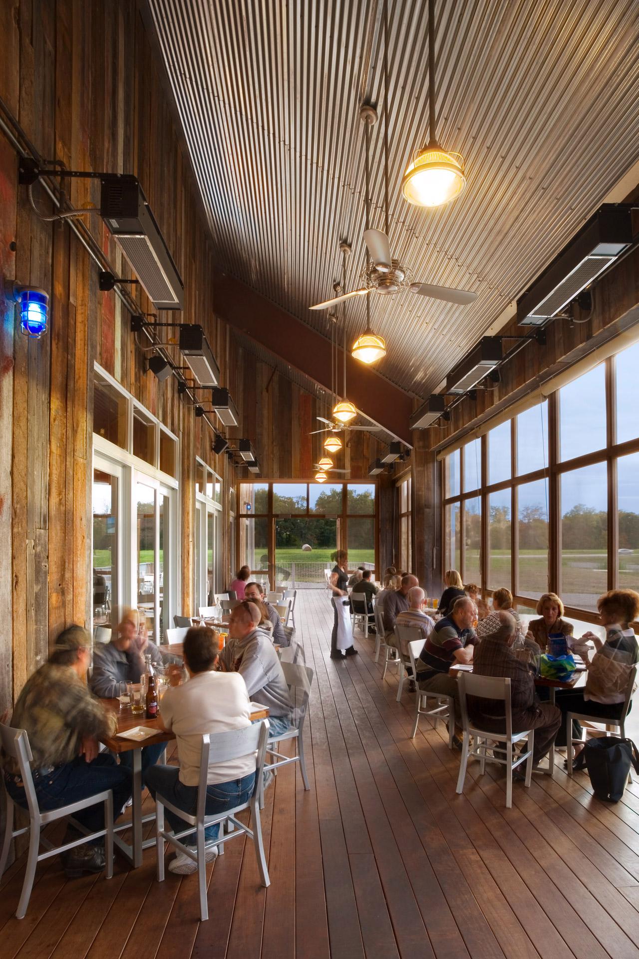 Firefly Grill restaurant designer