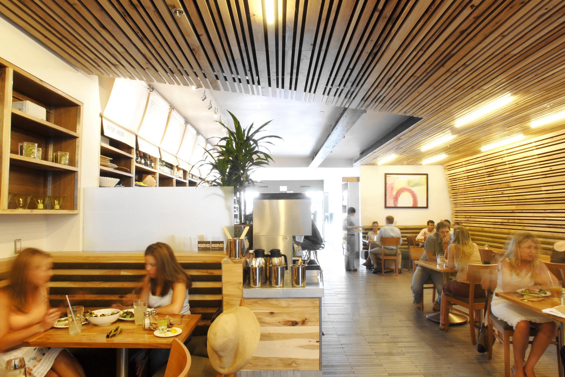 Lettus Café restaurant best designer