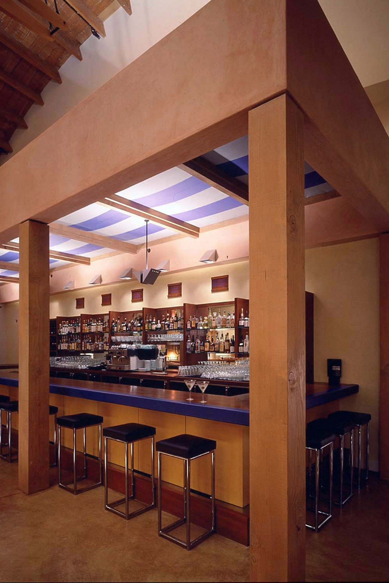 Lulu restaurant design