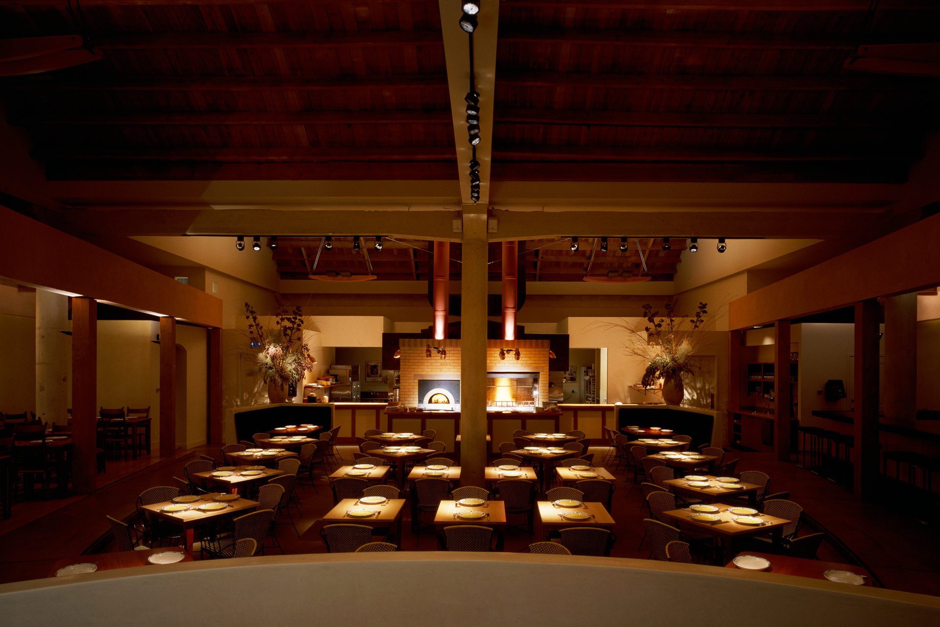 Lulu restaurant interiors