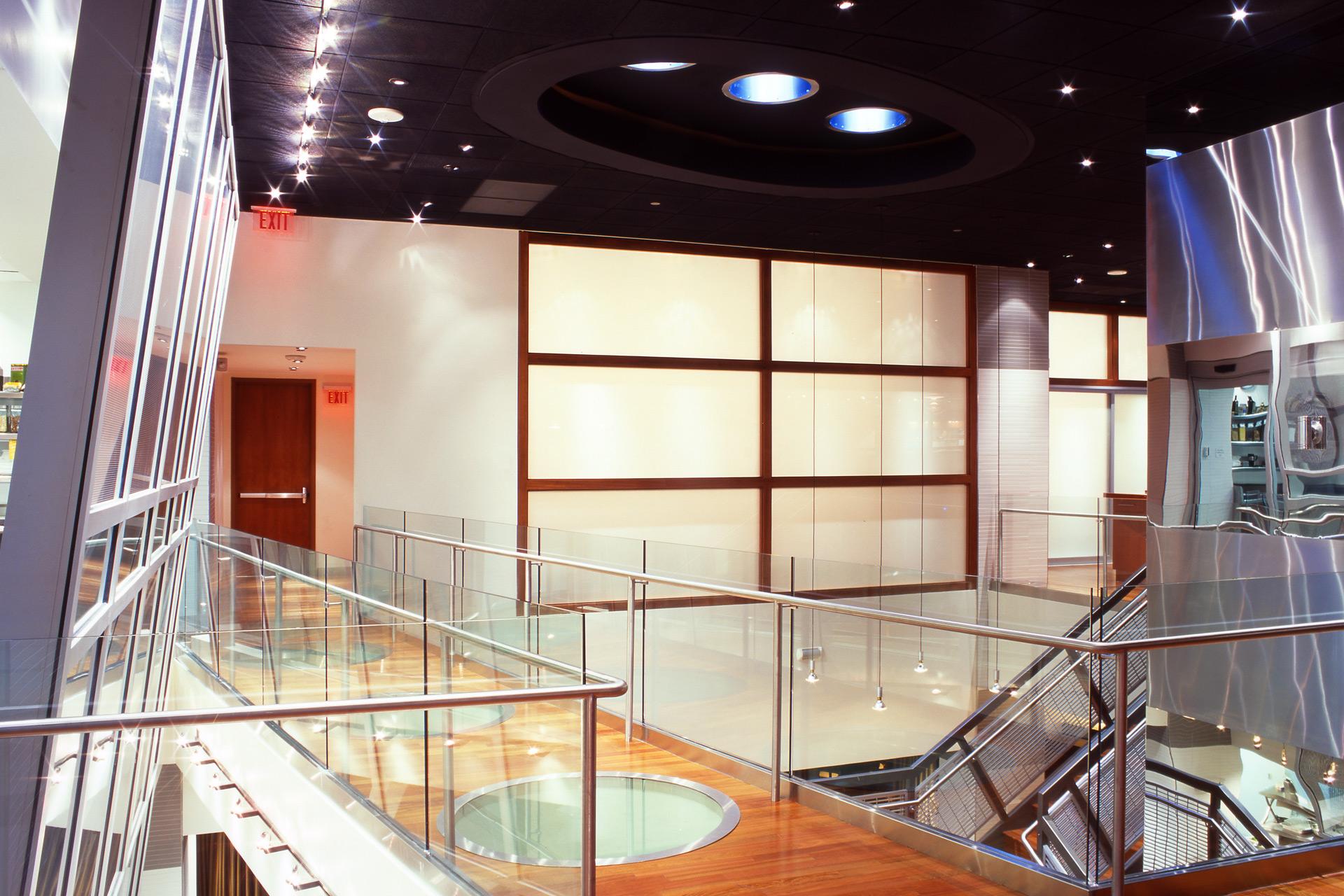 RM Seafood restaurant interiors designer
