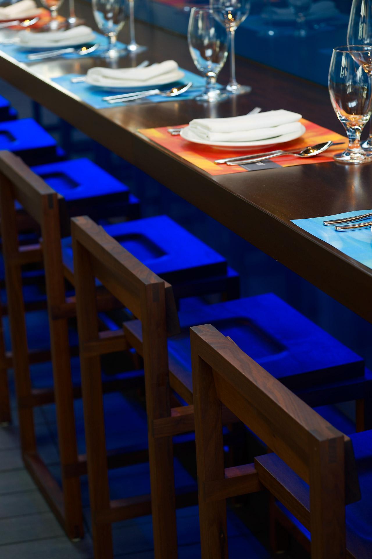 La Mar restaurant design
