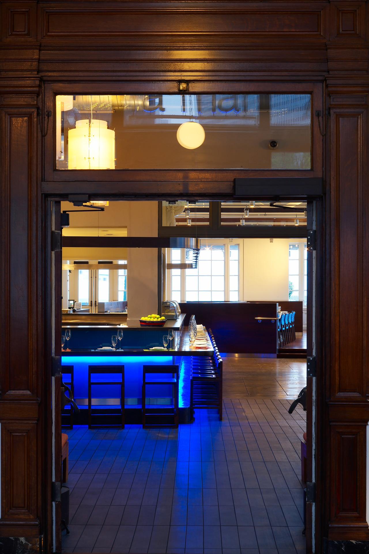 La Mar restaurant architecture