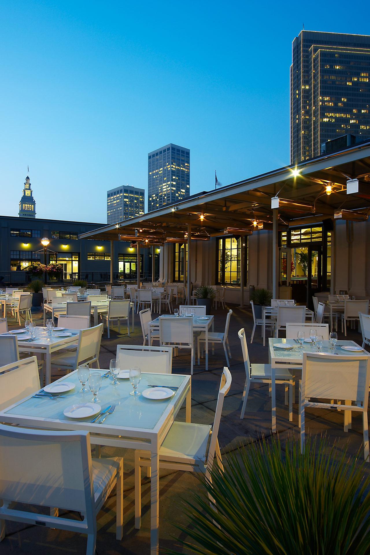 La Mar restaurant home design