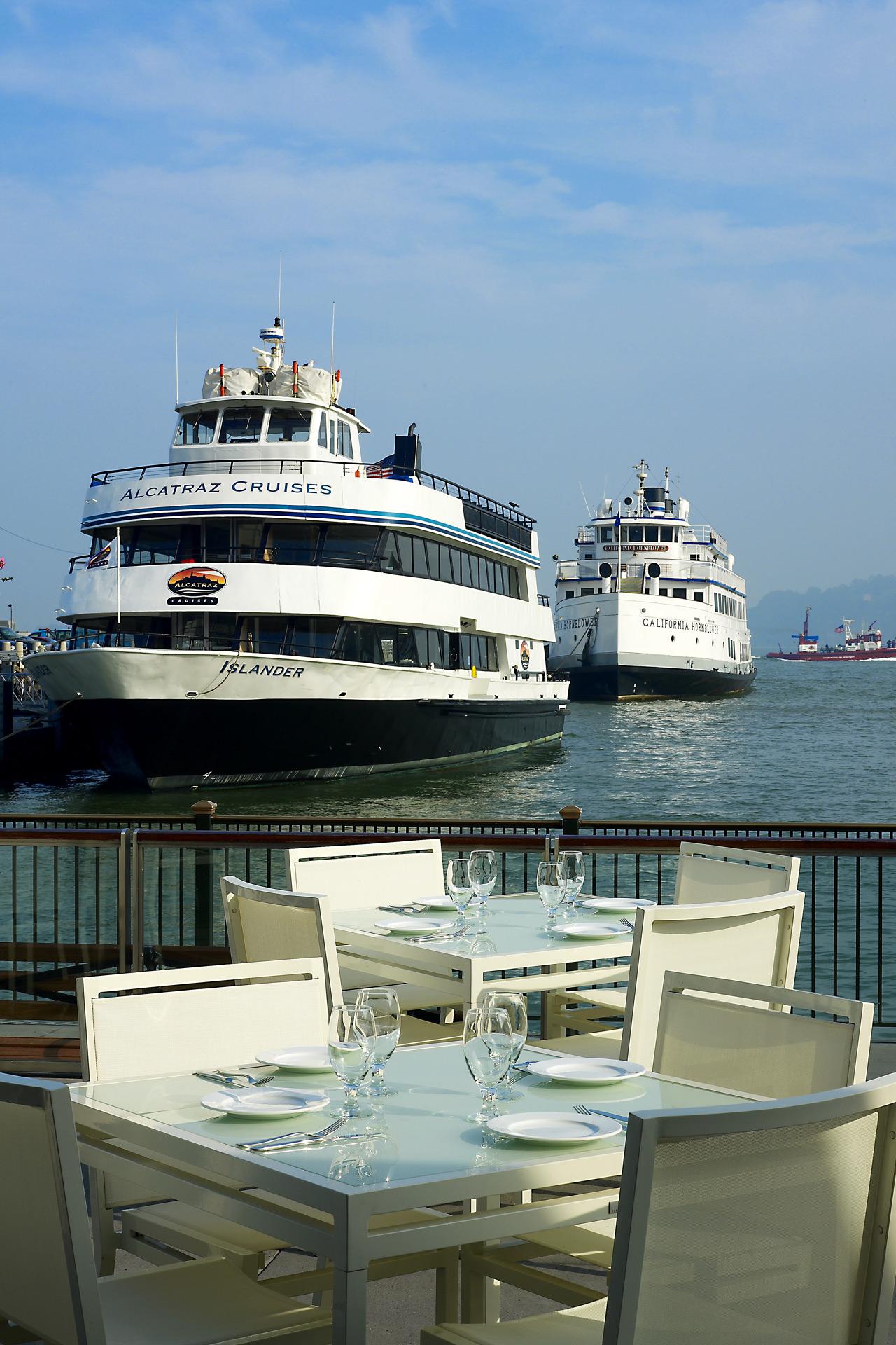 La Mar restaurant designer