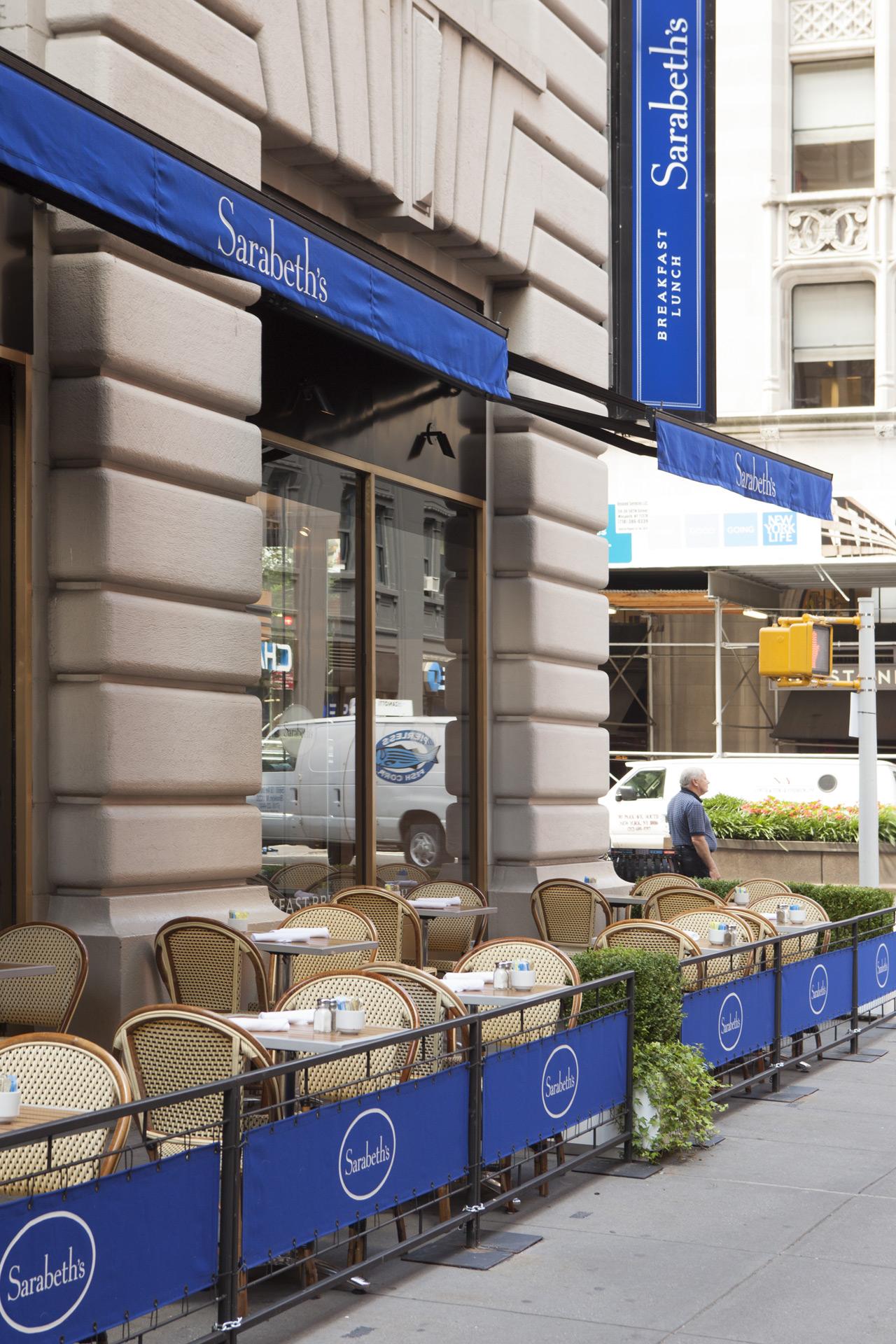 Sarabeth's Park Avenue Restaurant decor ideas