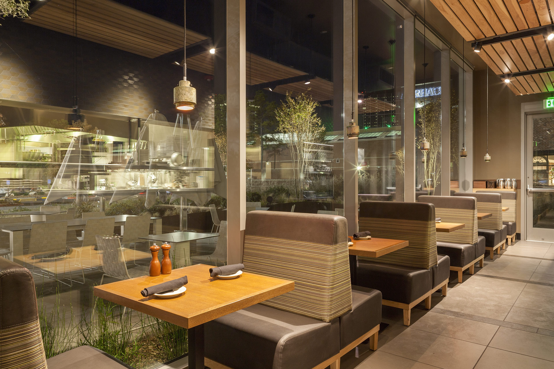 Bazille at Nordstrom Restaurant decor ideas