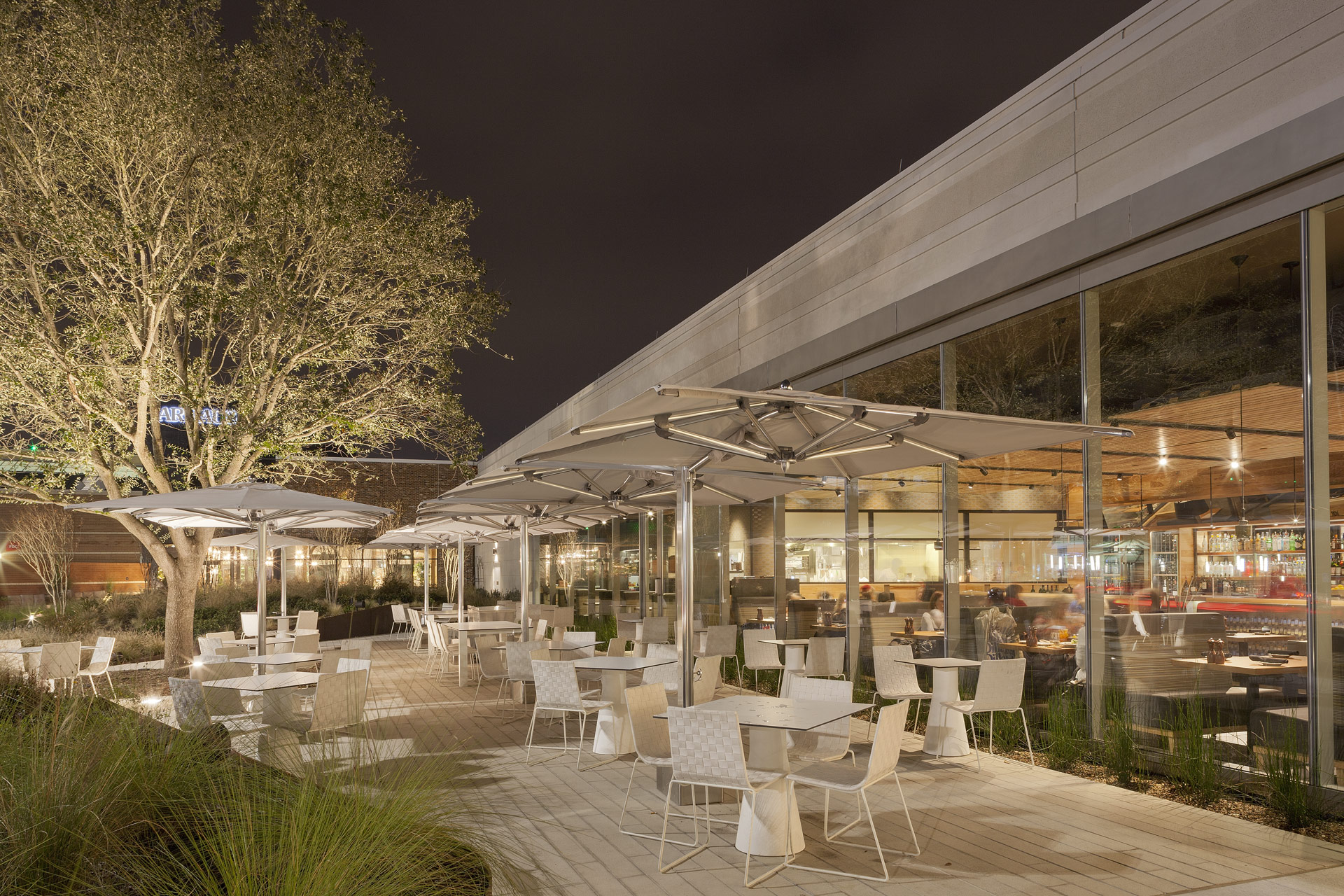 Bazille at Nordstrom luxury Restaurant