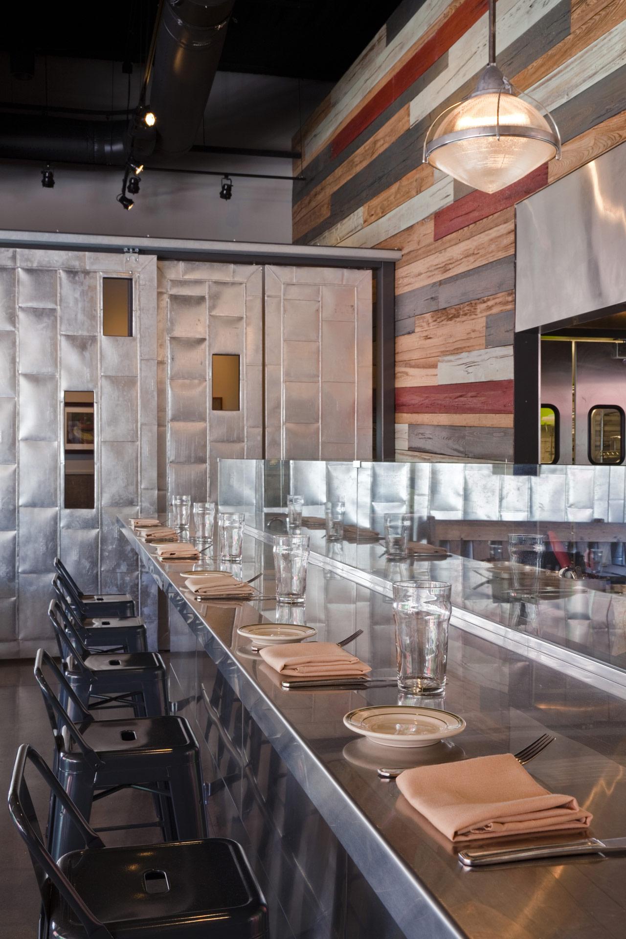 Mid Atlantic restaurant decor