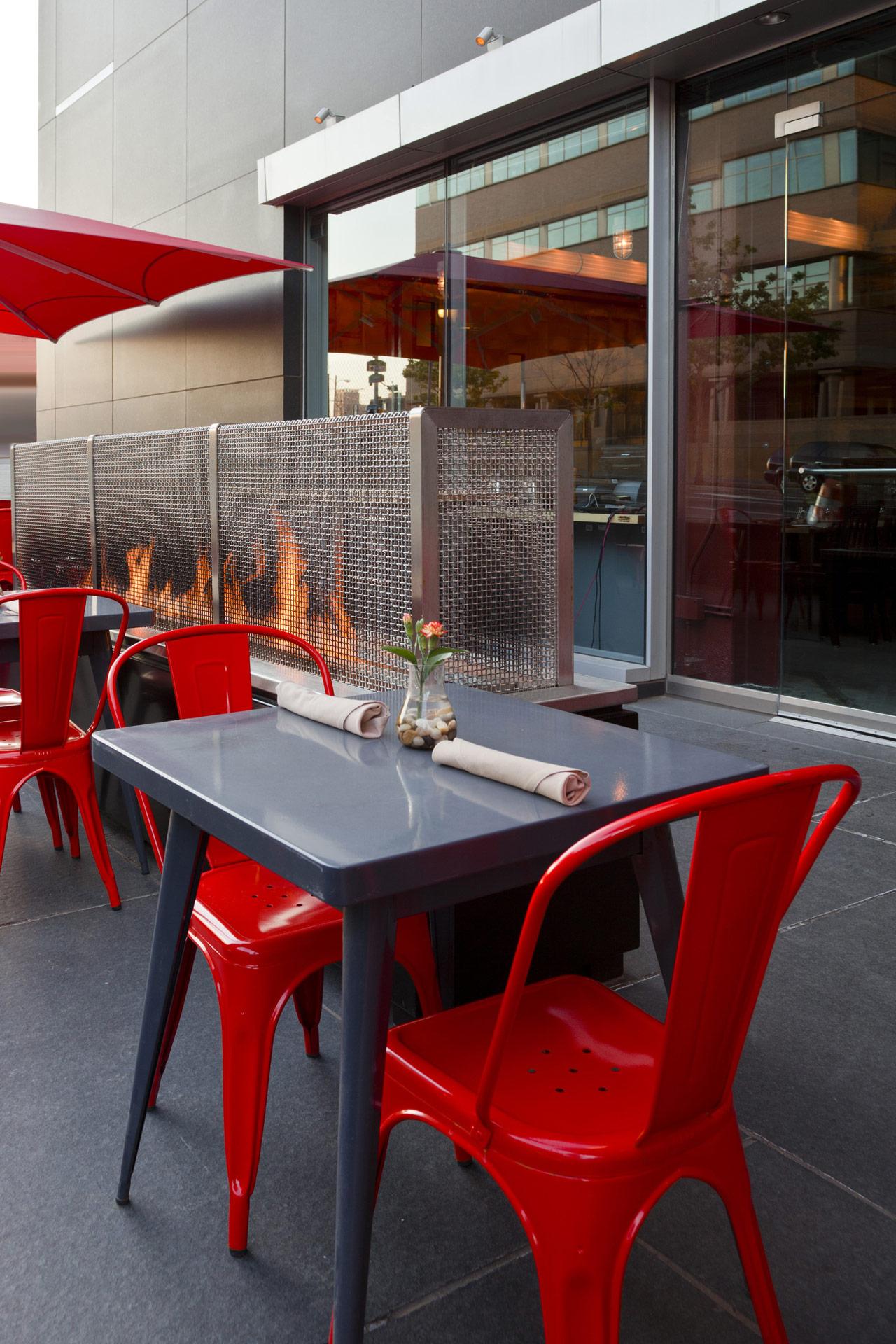 Mid Atlantic restaurant best designer