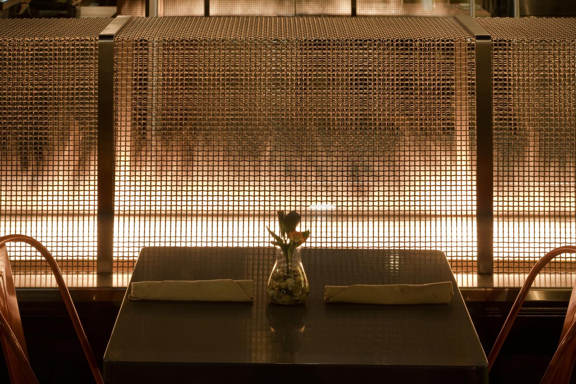 Mid Atlantic restaurant luxury design