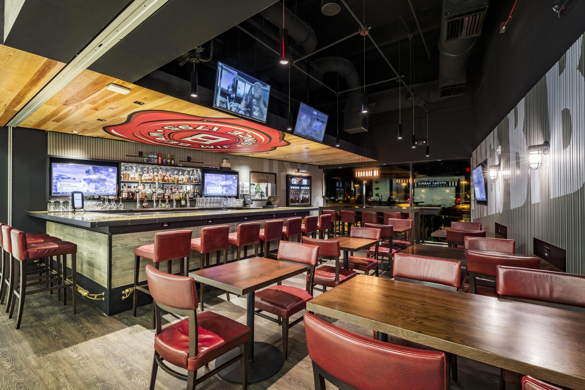 Atlanta Stillhouse restaurant design