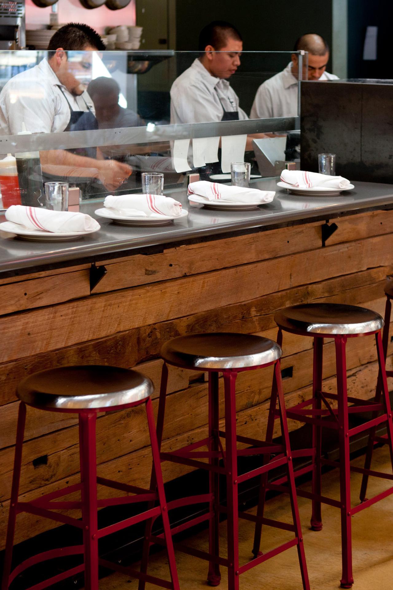 Tamalpie restaurant design ideas