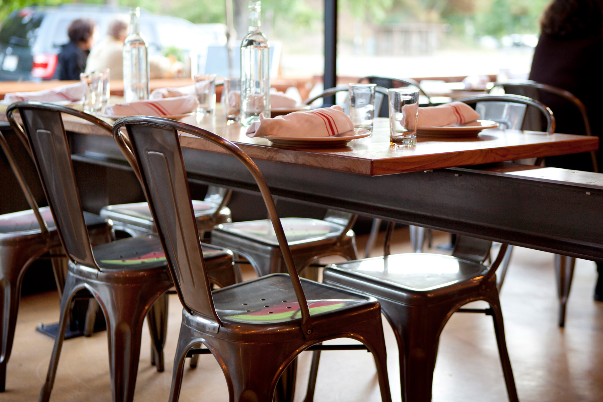 Tamalpie restaurant modern design