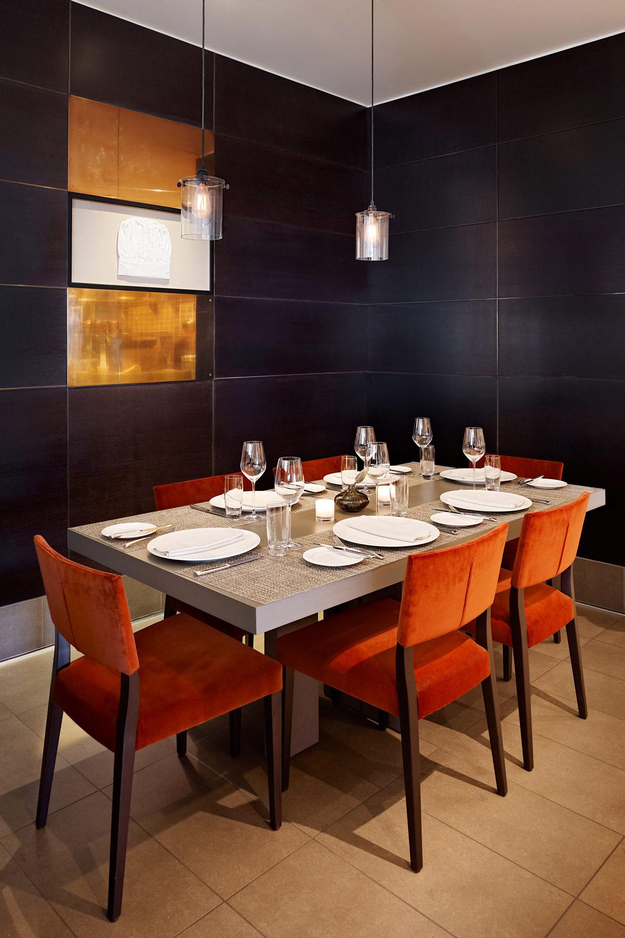 La Toque restaurant design