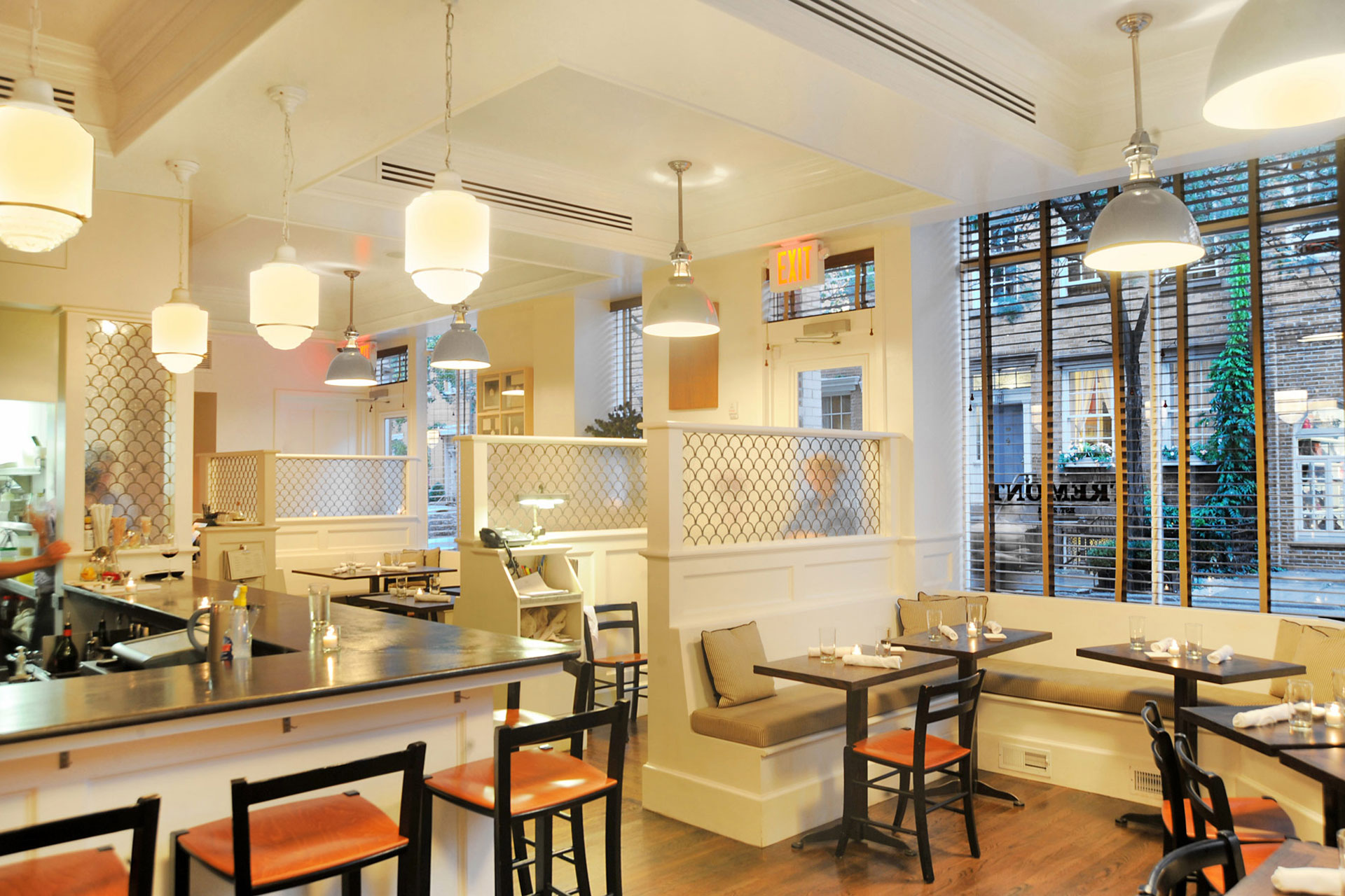 Tremont restaurant design