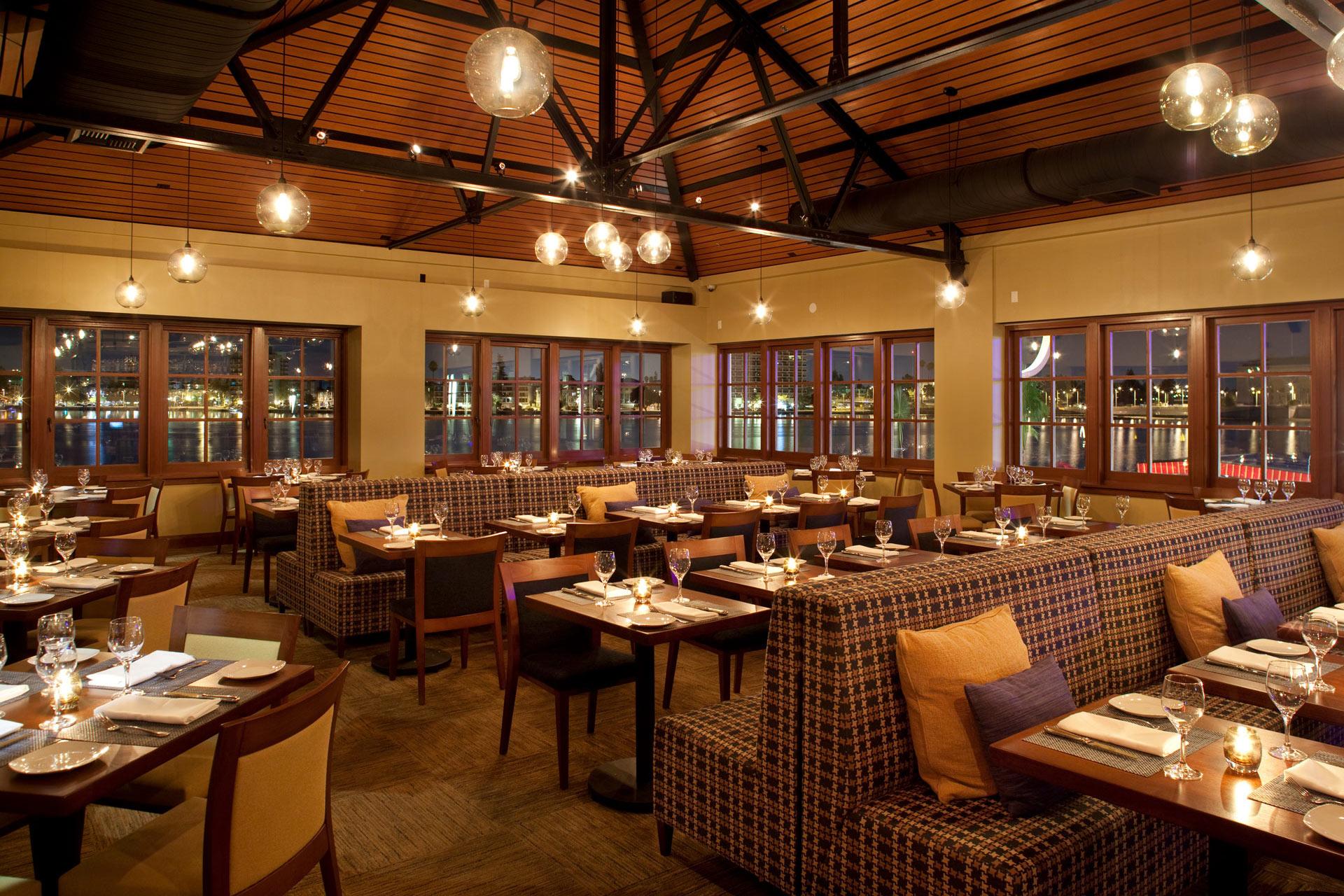 Lake Chalet restaurant designer near me