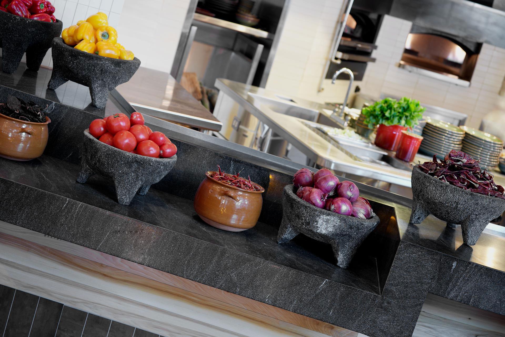 SWB at Gainey Ranch restaurant modern design