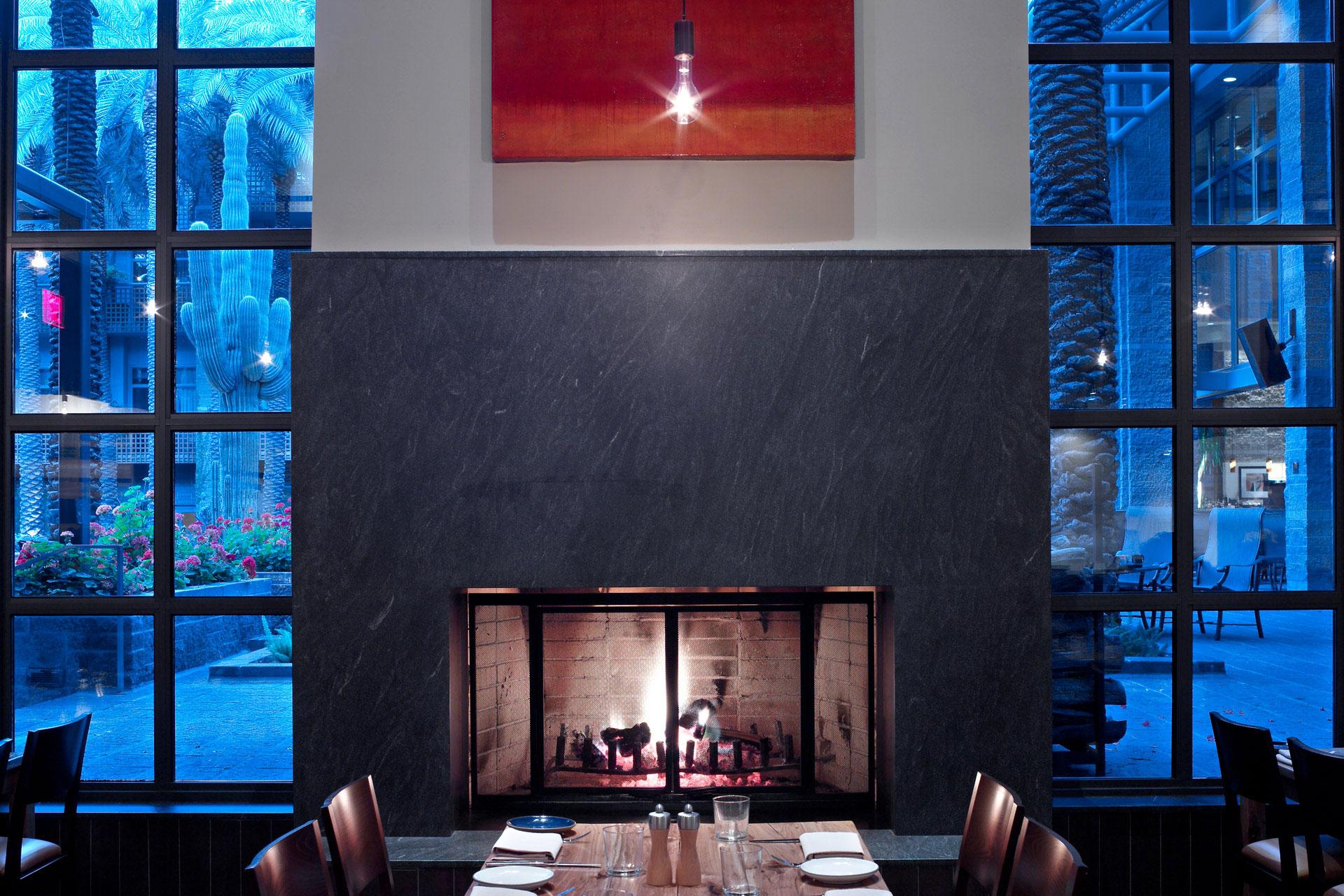 SWB at Gainey Ranch restaurant designer