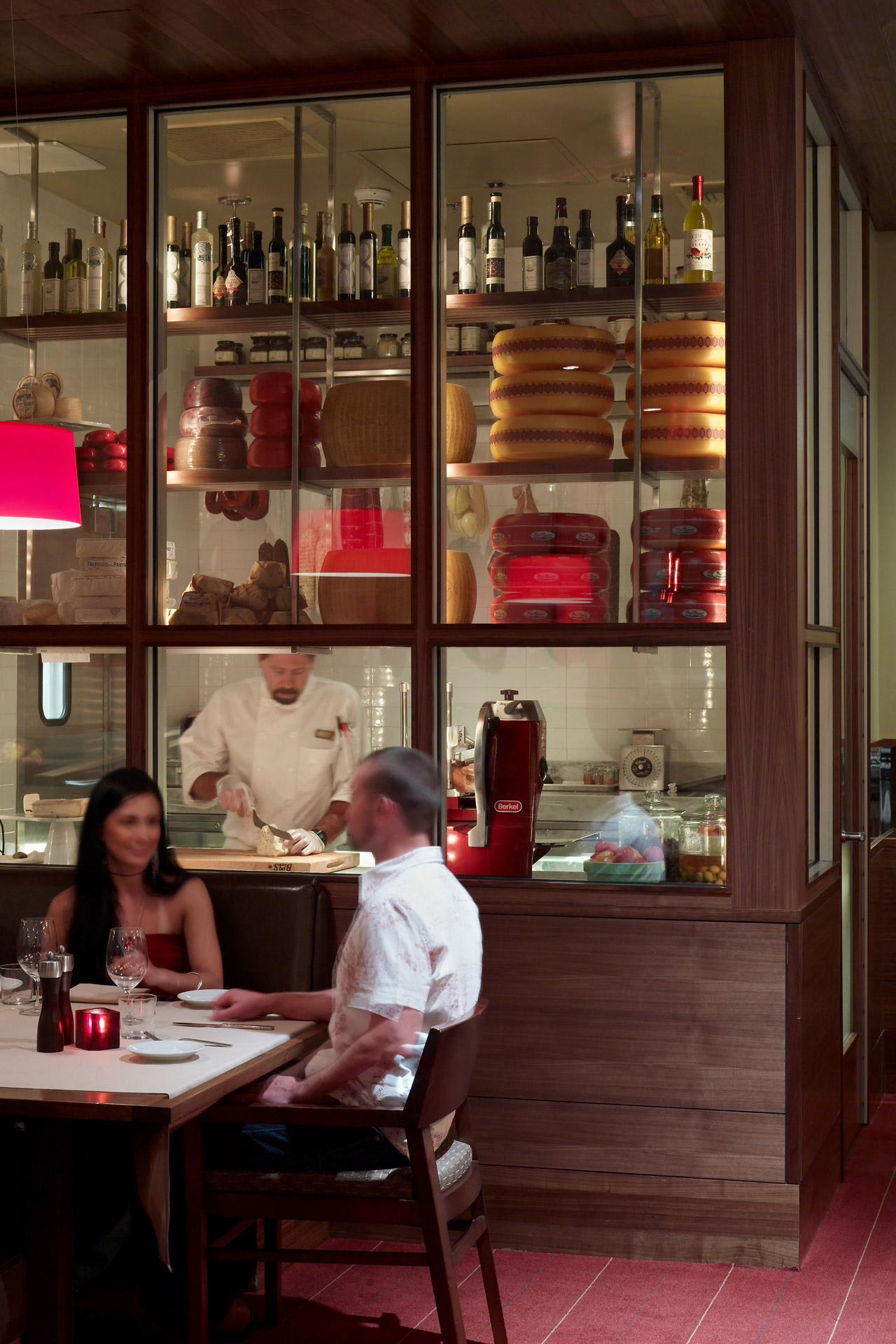 Alto at Gainey Ranch restaurant interiors design