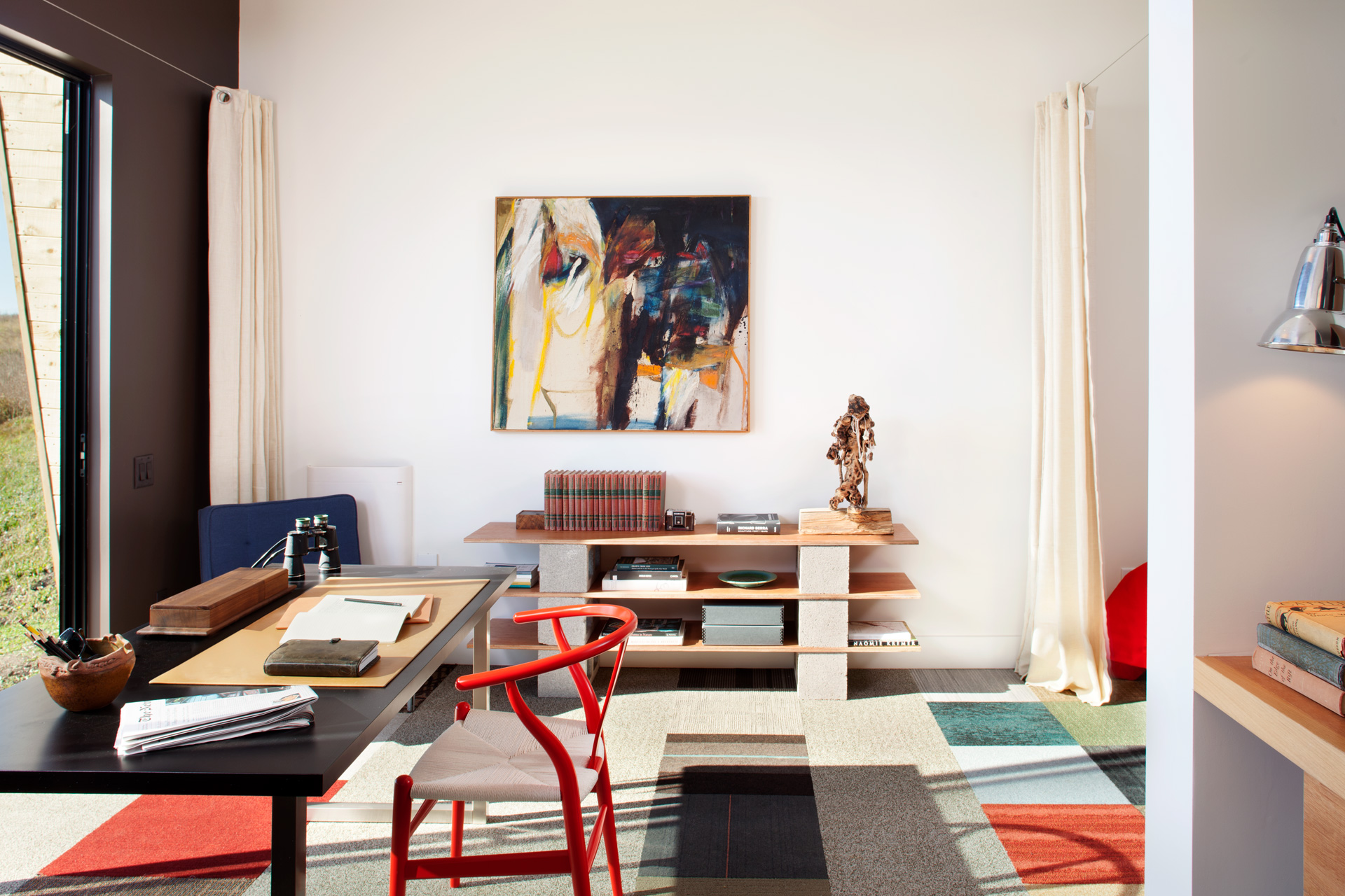 Djerassi Writers Studios luxury design