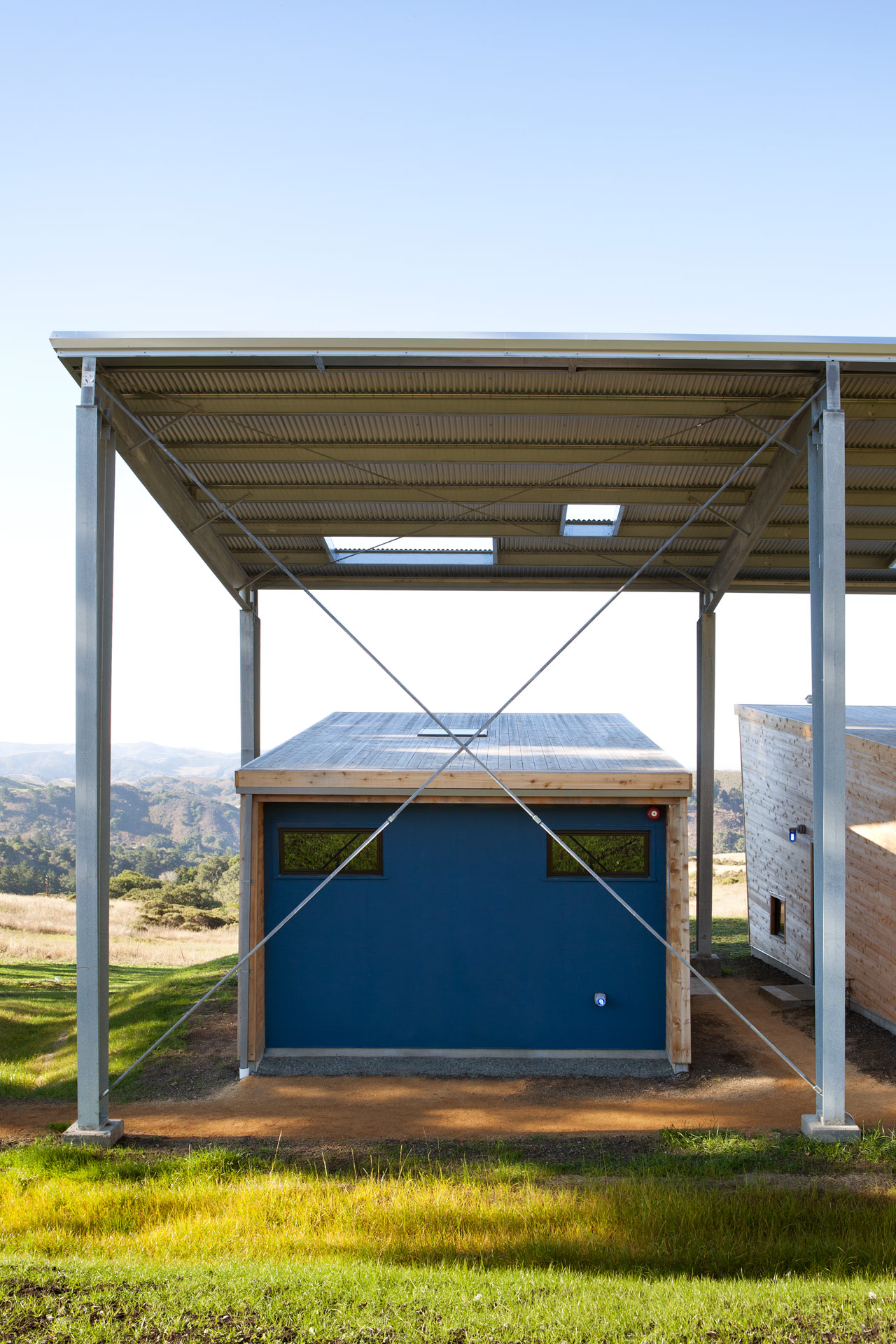 Djerassi Writers Studios architecture