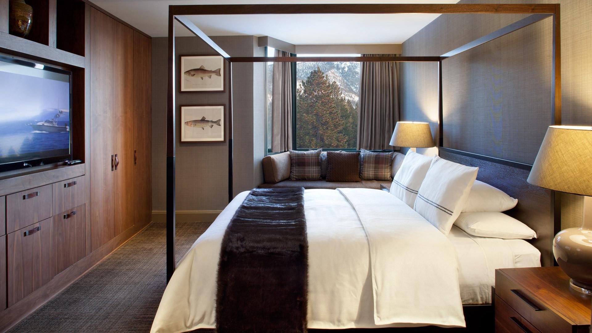 Hyatt Lake Tahoe Guestrooms