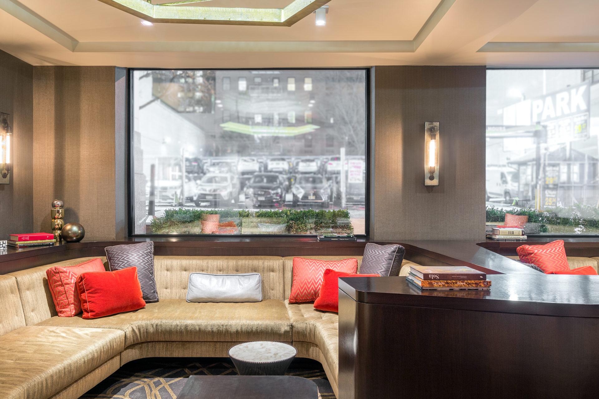Park South Hotel designer