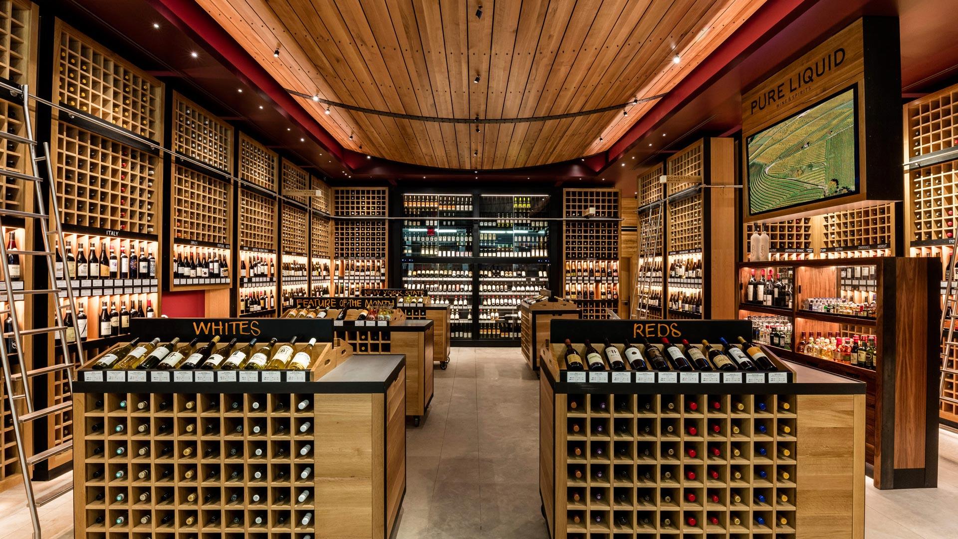 Pure Liquid Wine & Spirits