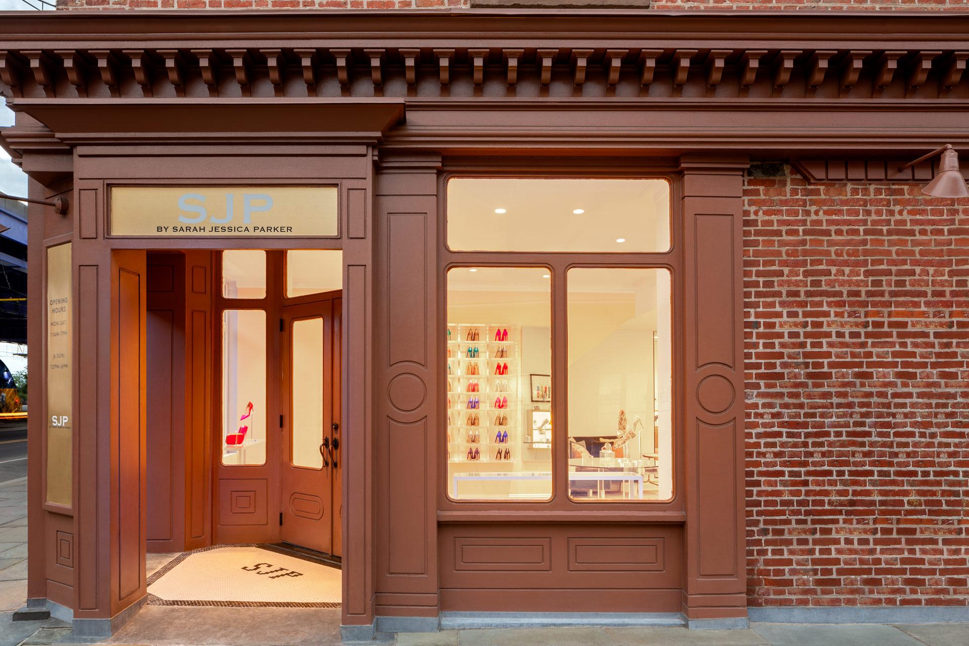 SJP by Sarah Jessica Parker retails store