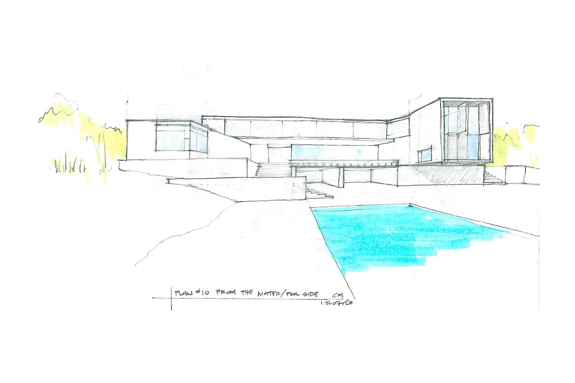 Montauk House designer