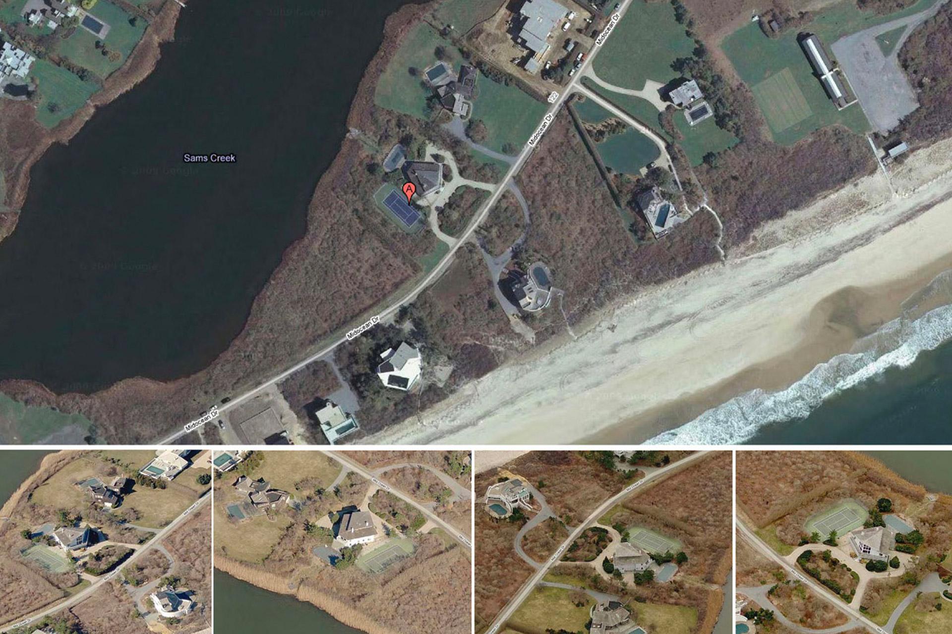 Mid-Ocean Residence designer